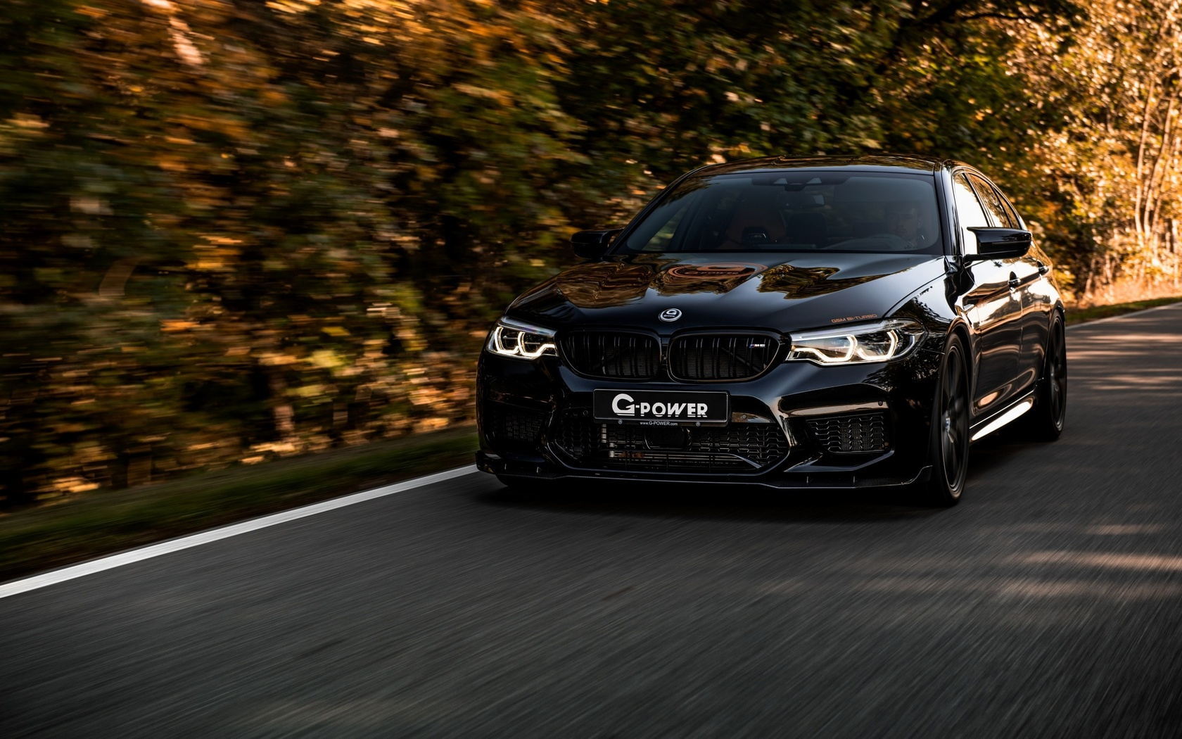 bmw, m5, g-power, f90, tuning, black, sedan