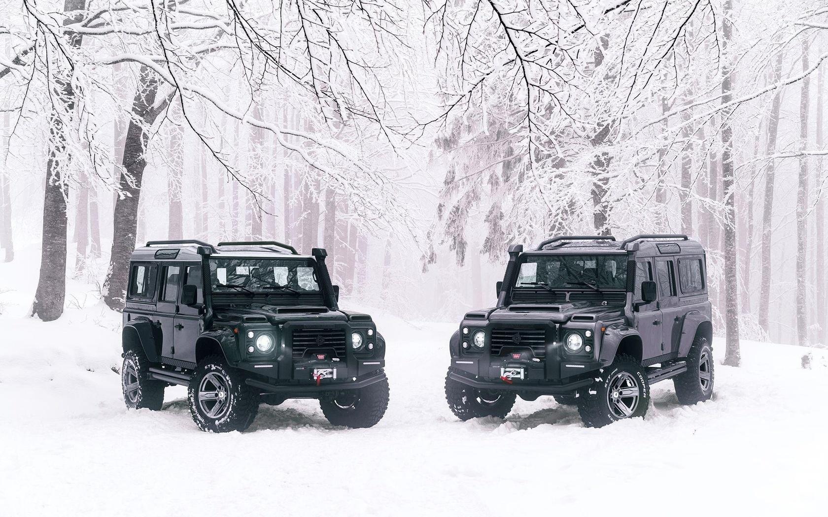 land rover, суперкары, зима