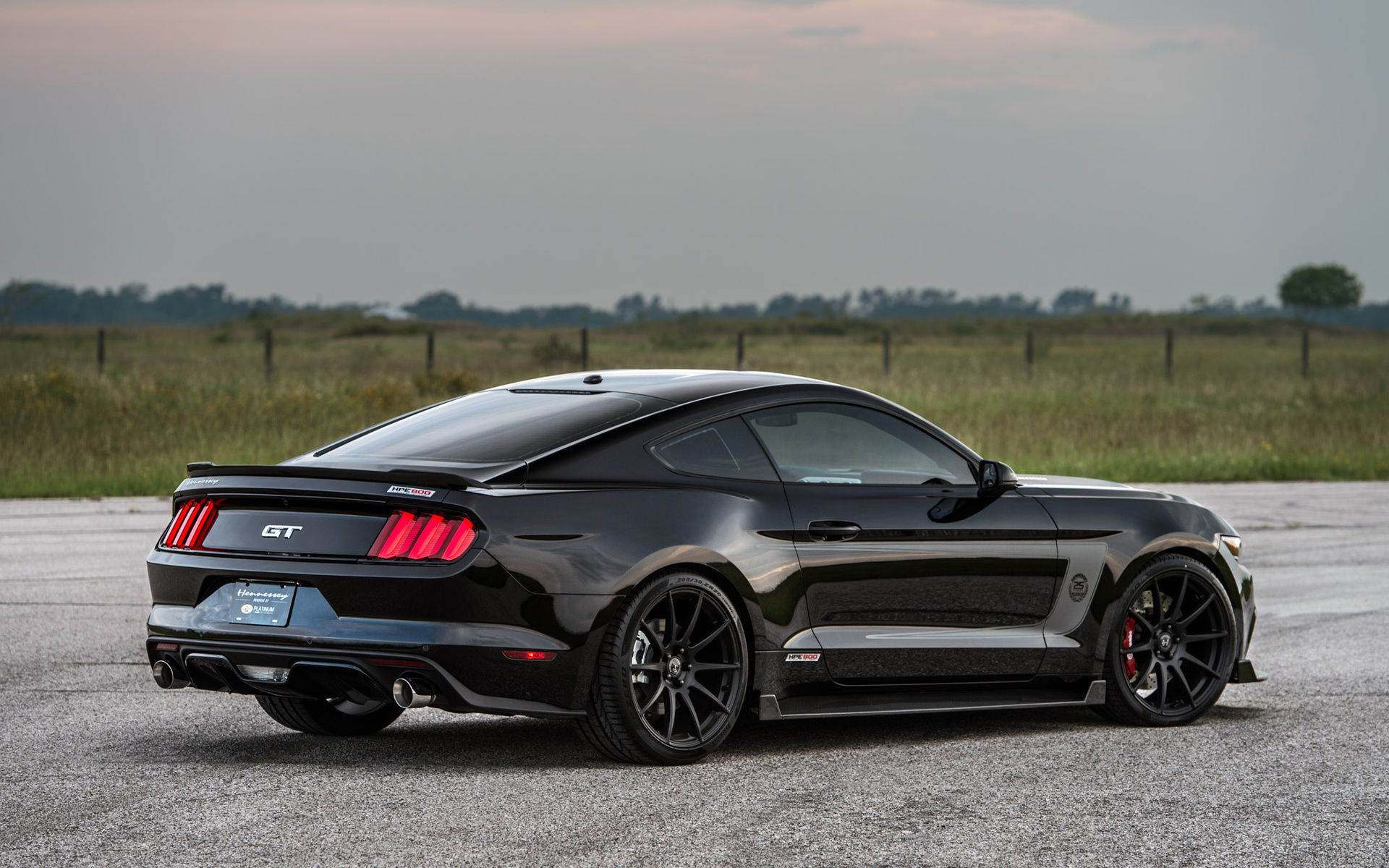 mustang, hennessey, performance