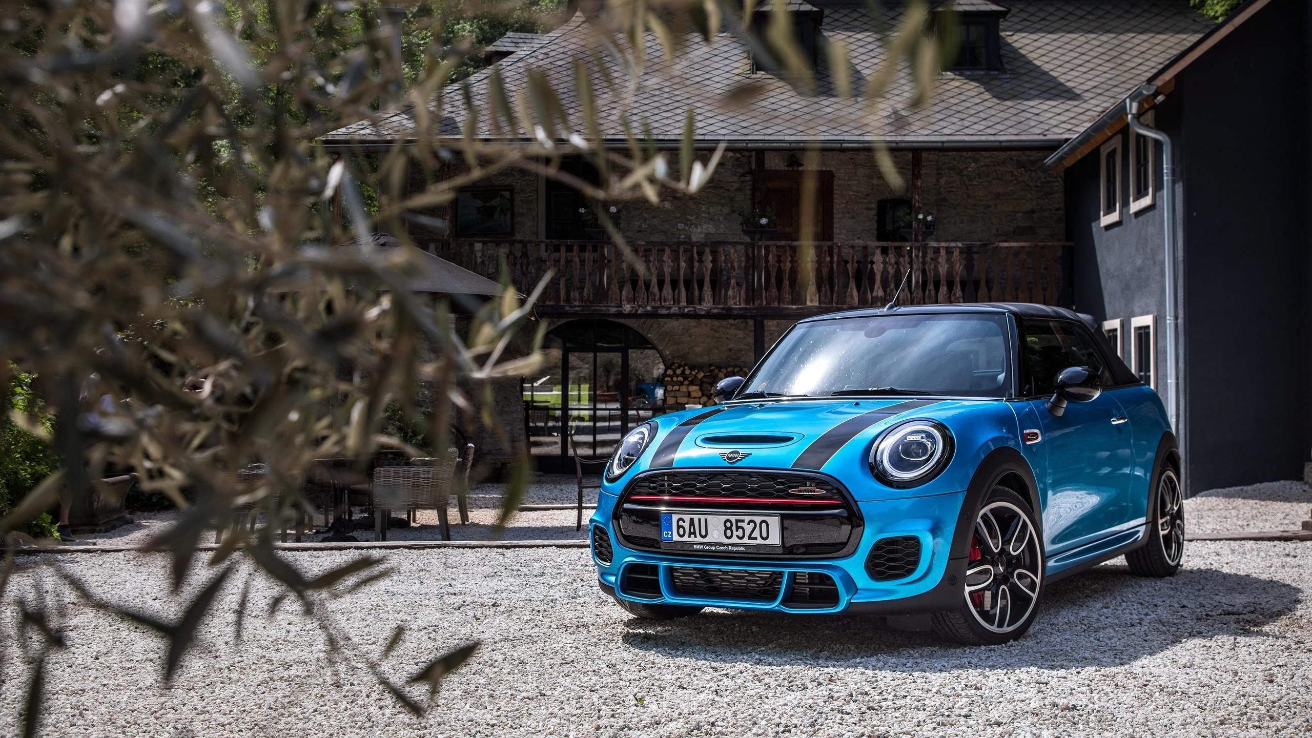 синий, mini, cabrio