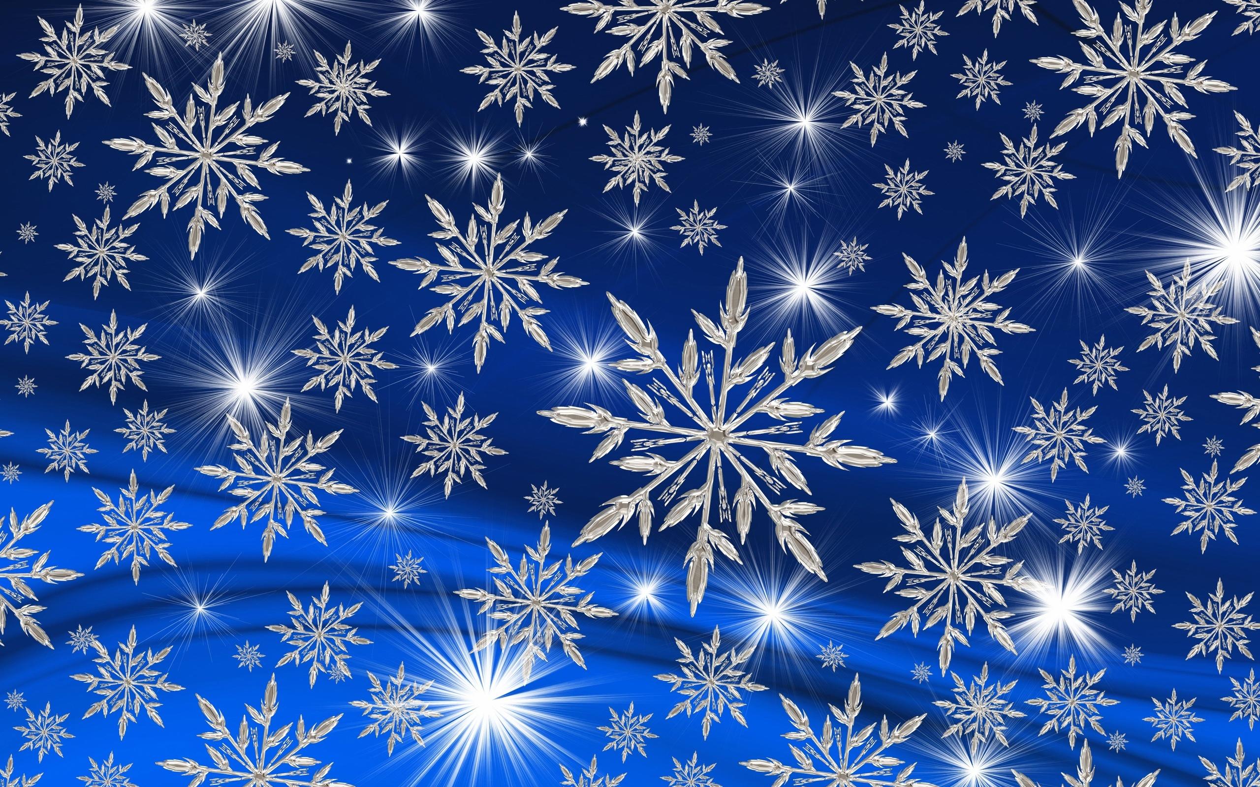 Картинки снежинки новогодние, поздравительные своими