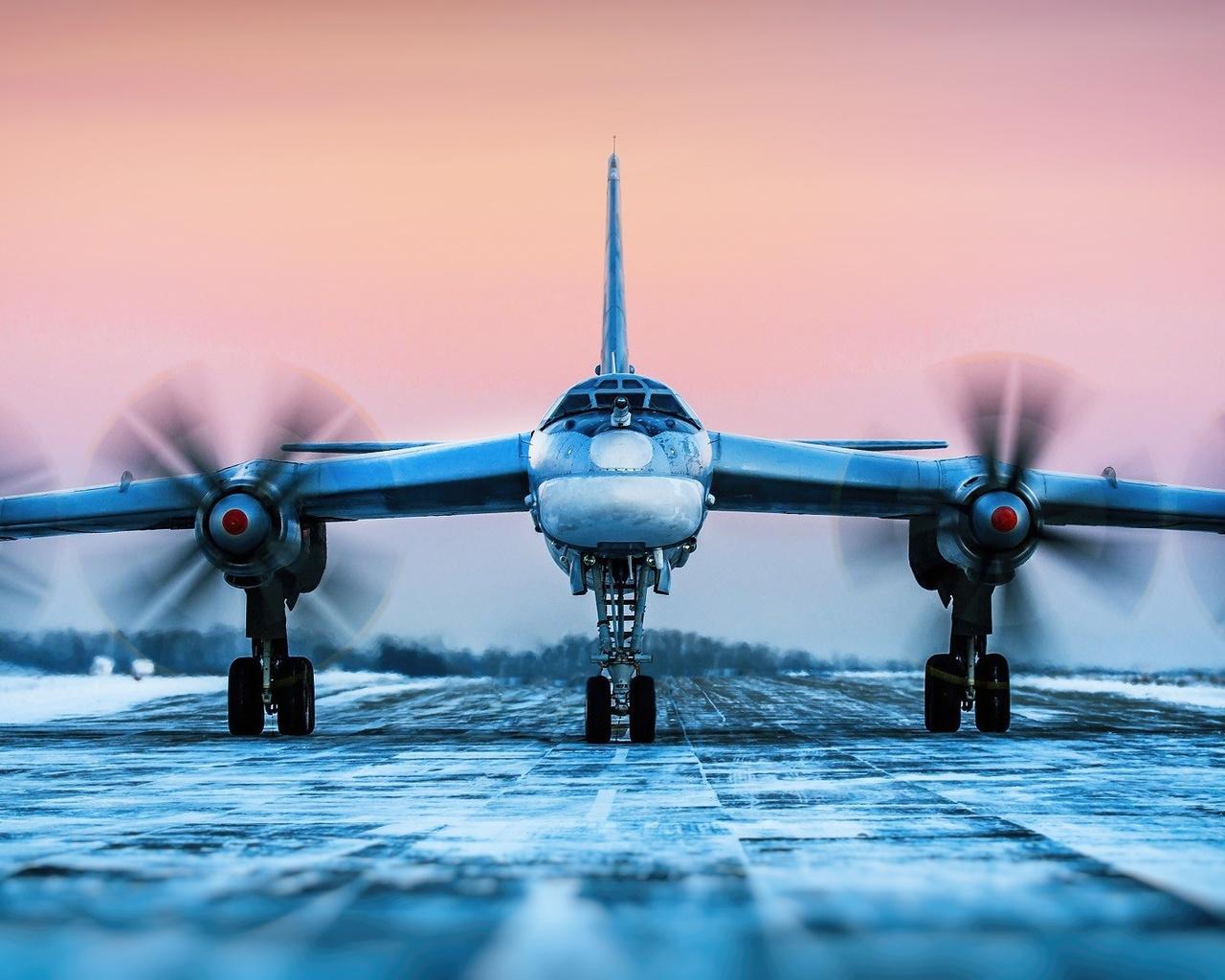самолет, tu-95