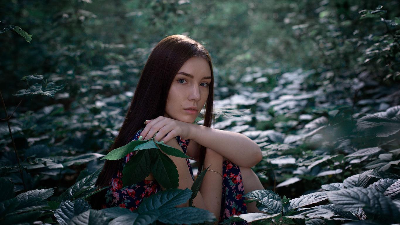 девушка, на природе, фотограф, екатерина просветова