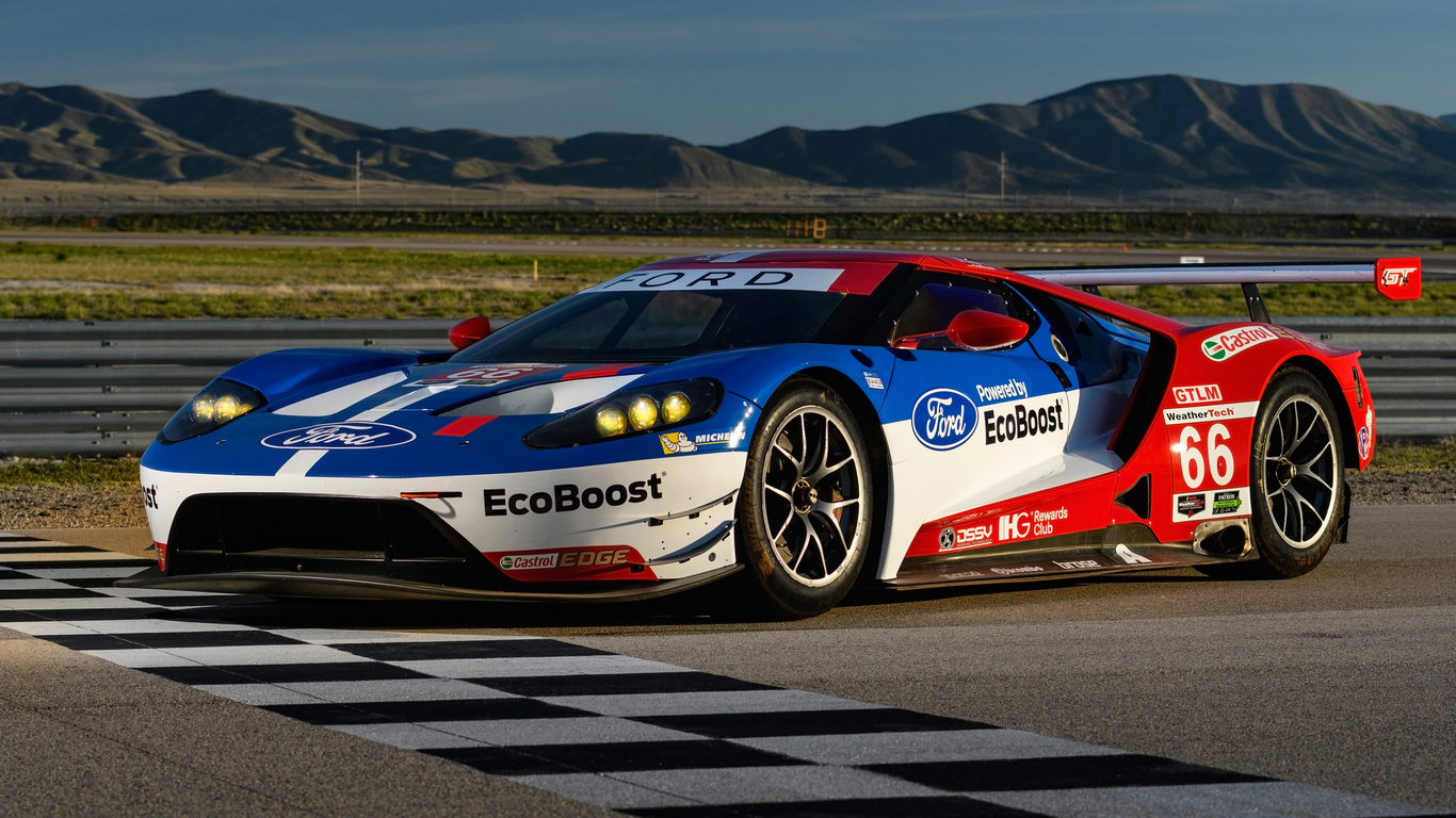 ford, gt, ecoboost