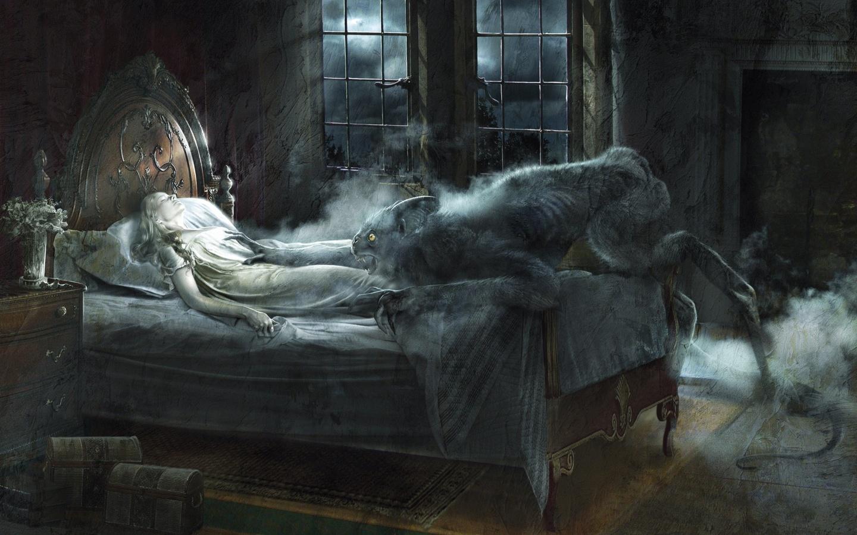 alejandro colucci, оборотень, девушка, кровать