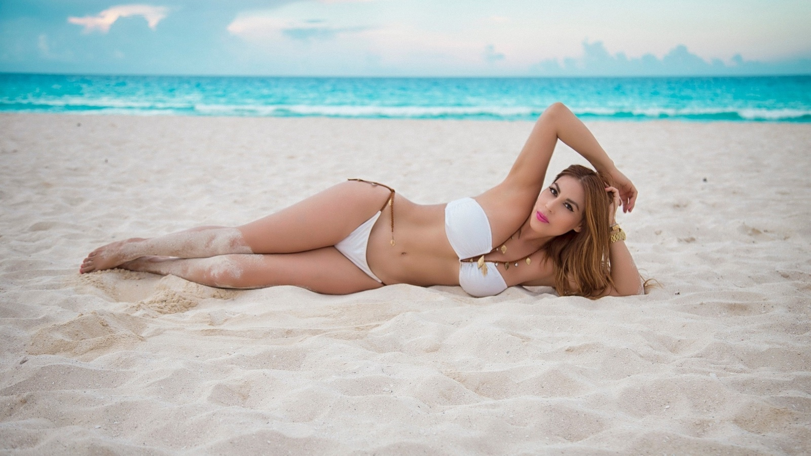 Другу-мужчине, картинки девушки на пляже