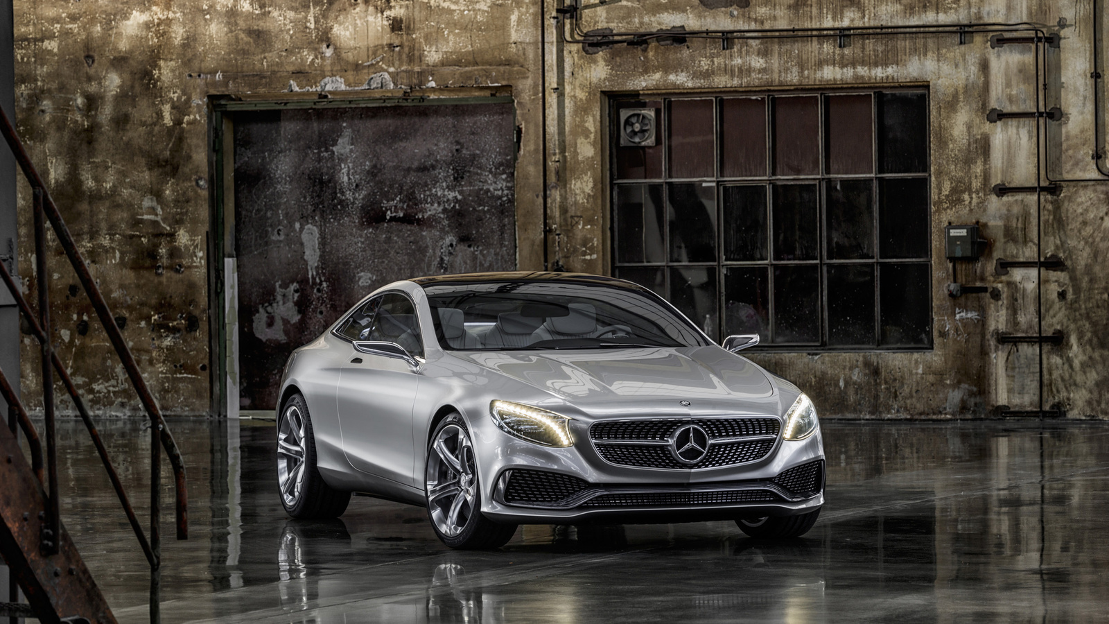 автомобили, mercedes benz, s class coupe