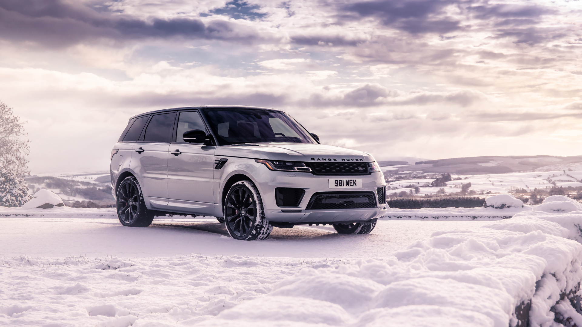 range rover, sport hst
