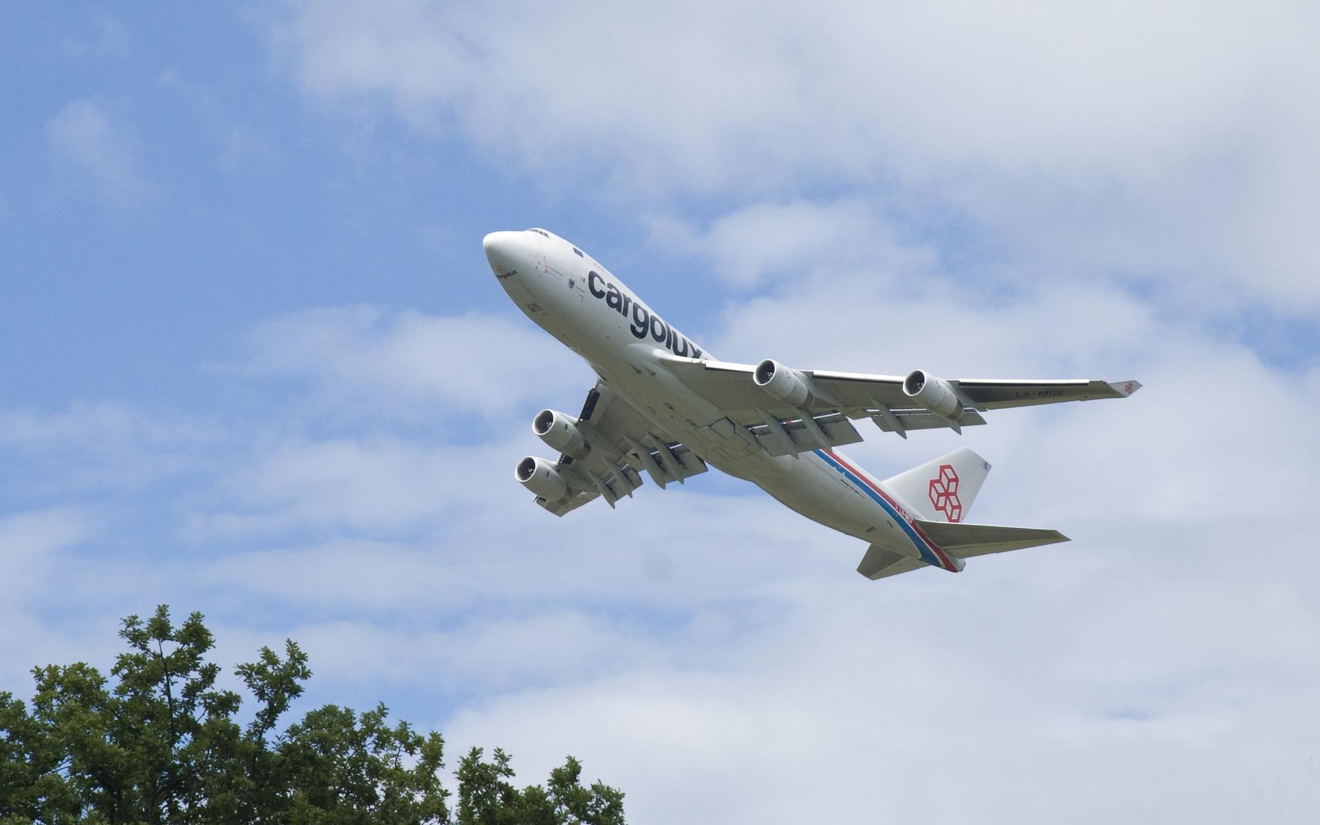 самолет, небо, взлет