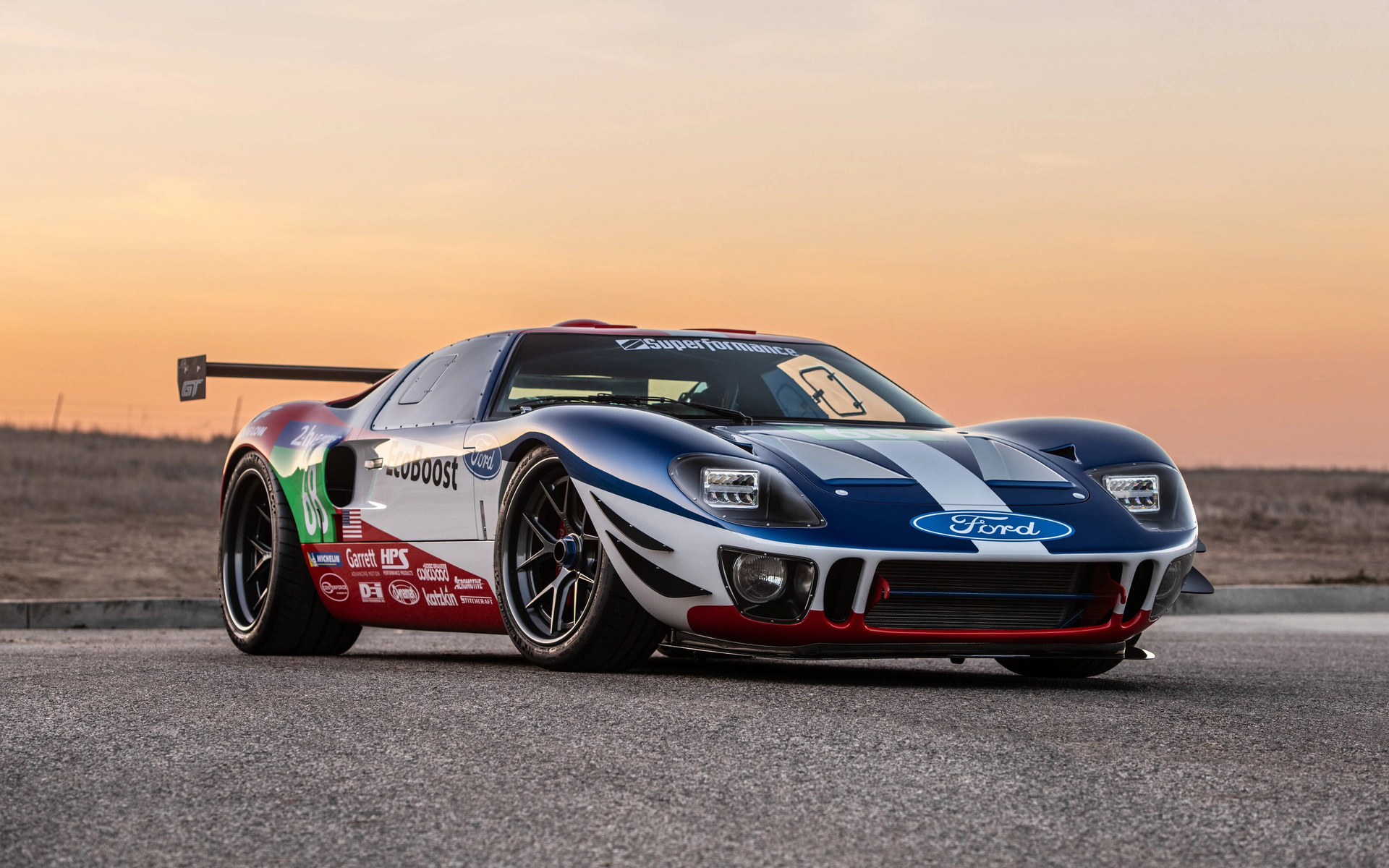 superformance, future, ford, gt40