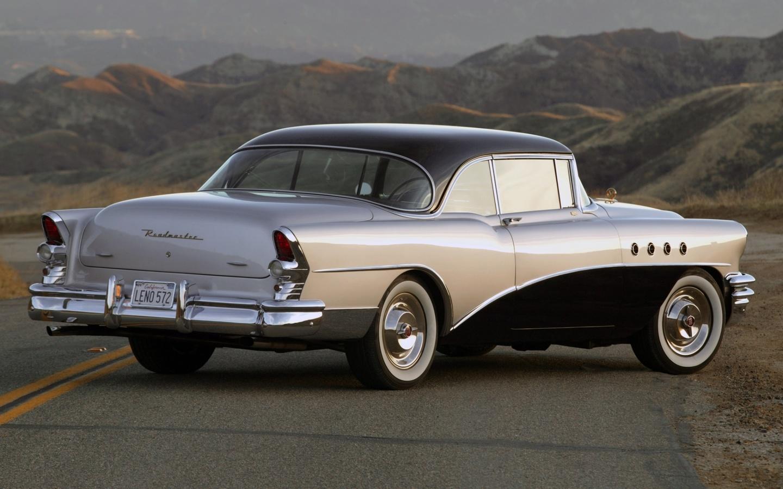 buick, roadmaster, 1955