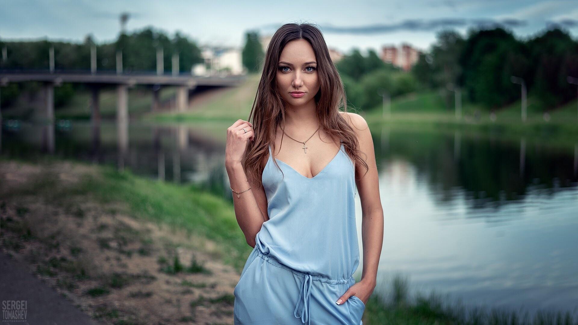 девушка, наташа синкевич, речка, мост, лето, фотограф, томашев сергей, витебск