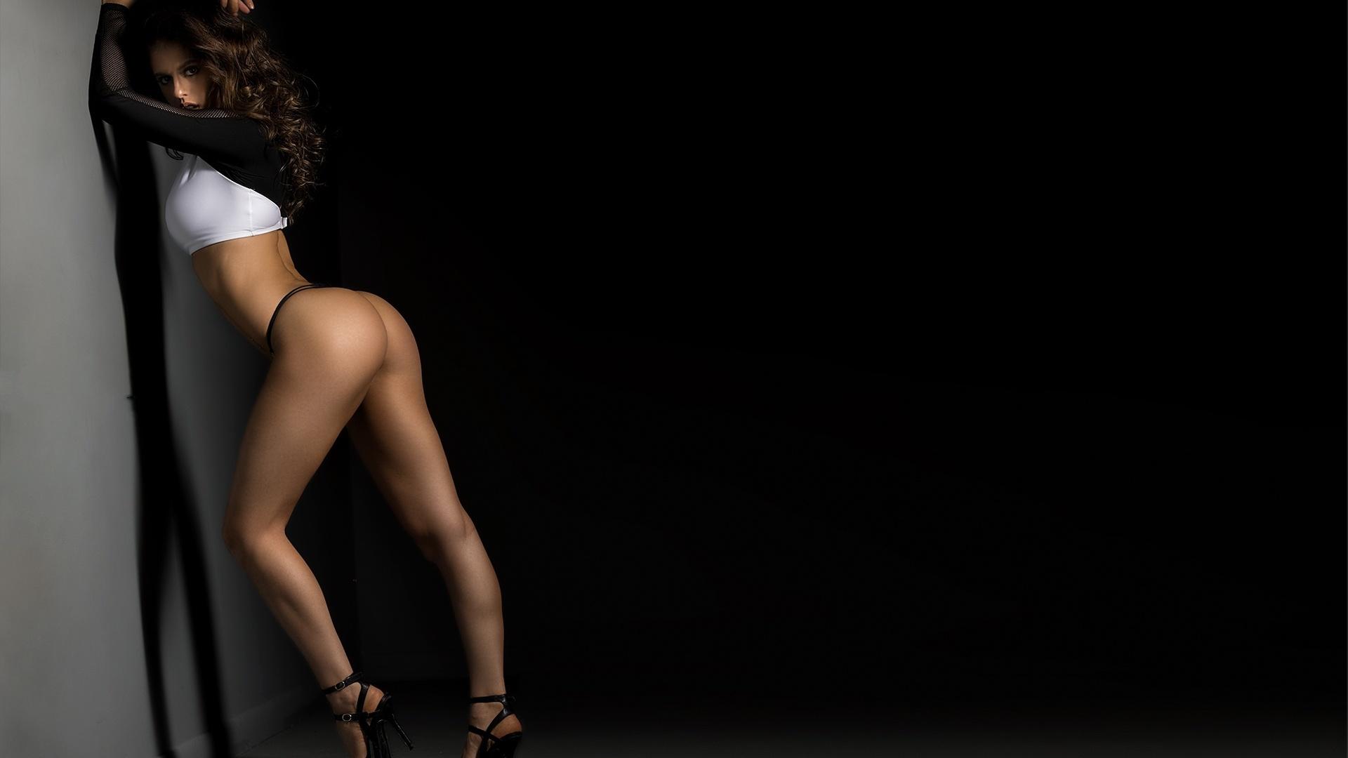 девушка, модель, позирует, alaia bree