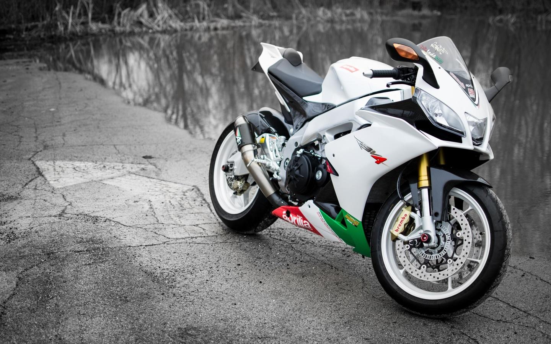 honda, cbr1000rr, white, sport motorcycle
