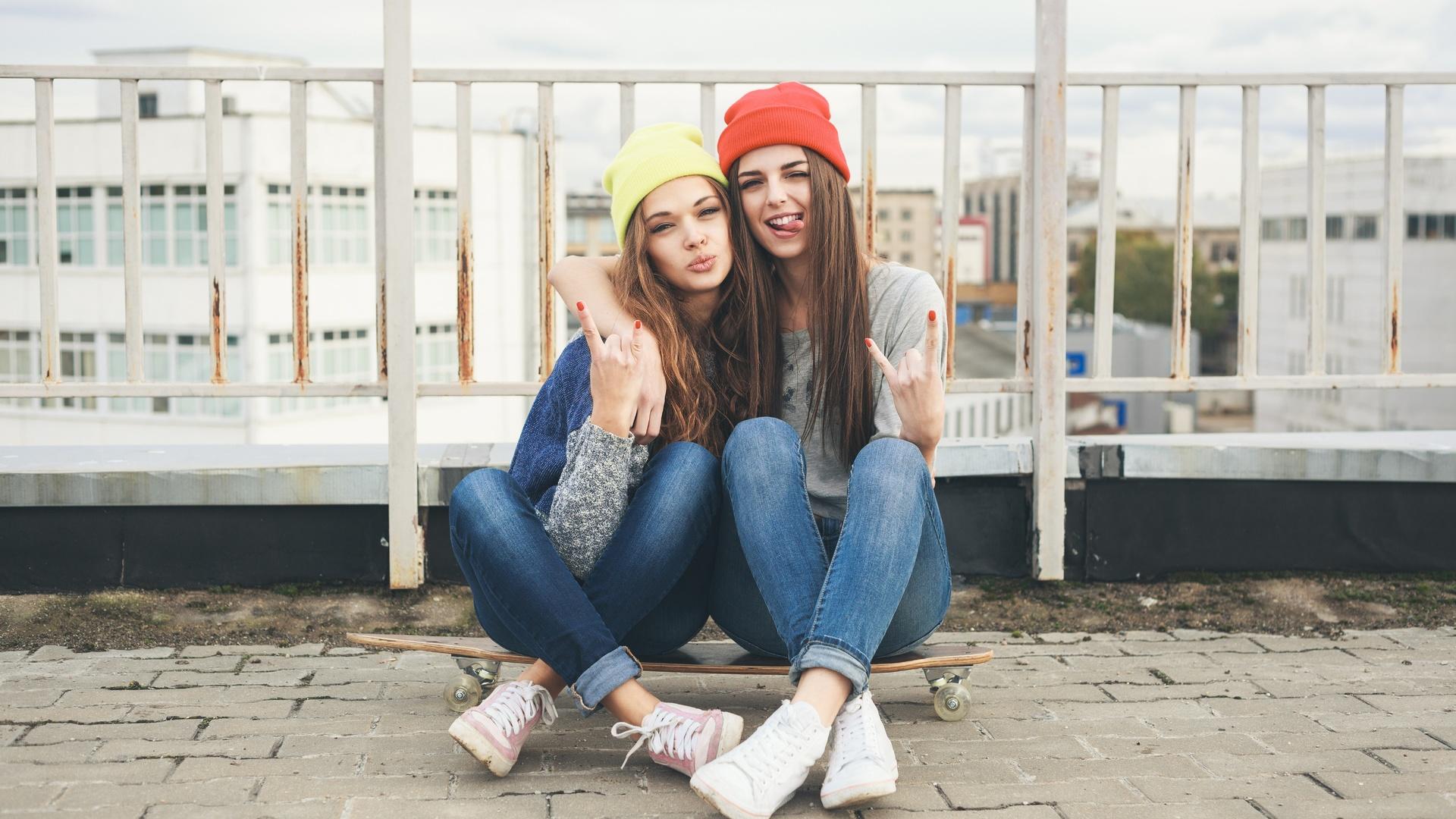 Картинка крутые сестры, христианские для