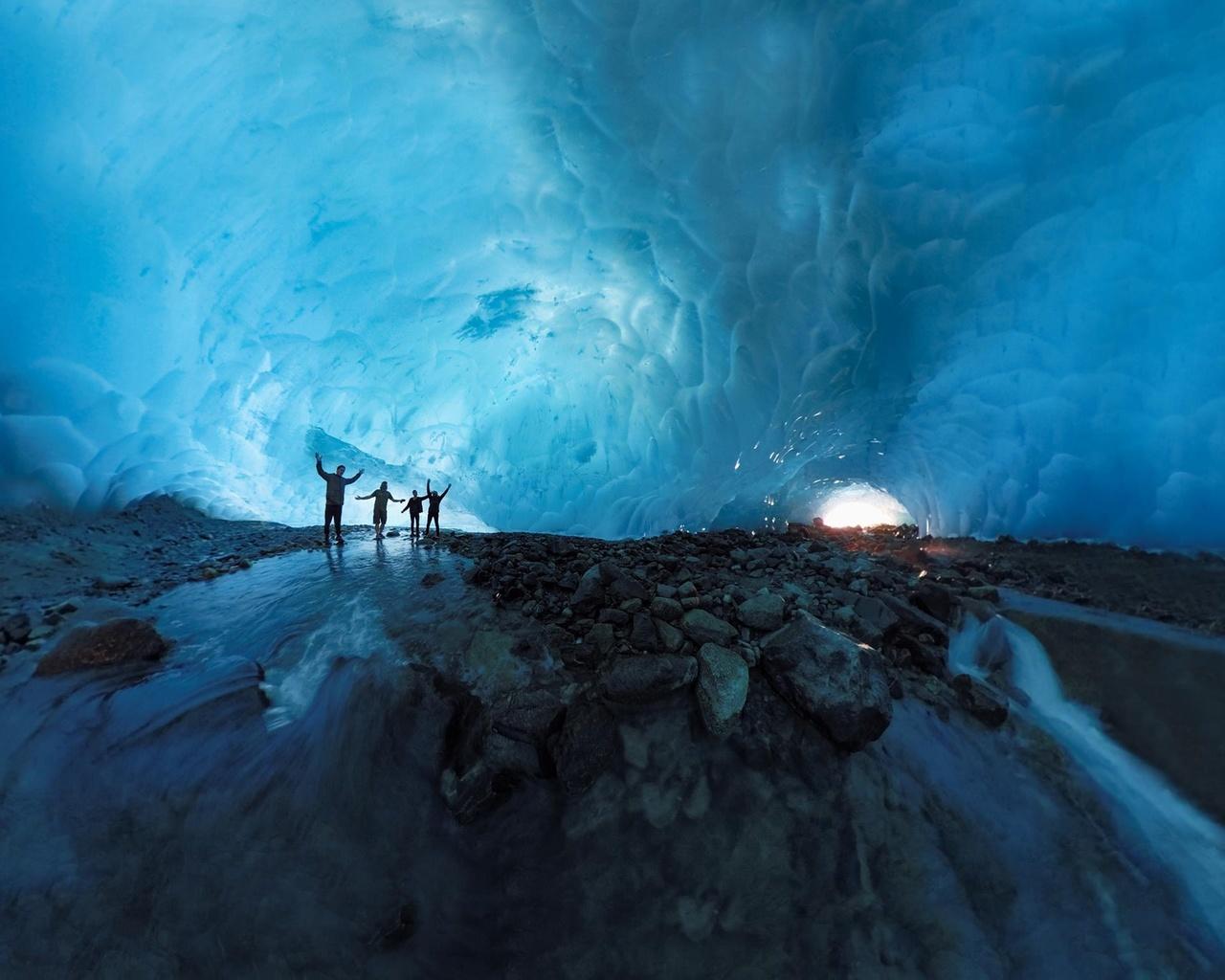 экстрим, отдых, исландия, ледник, красиво, лед