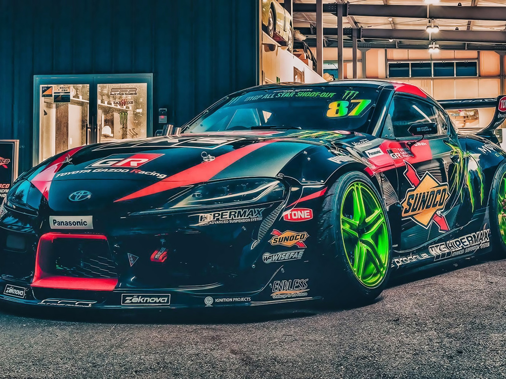 fat five, racing, tuning, toyota, gr, supra, cars, hdr, supercars