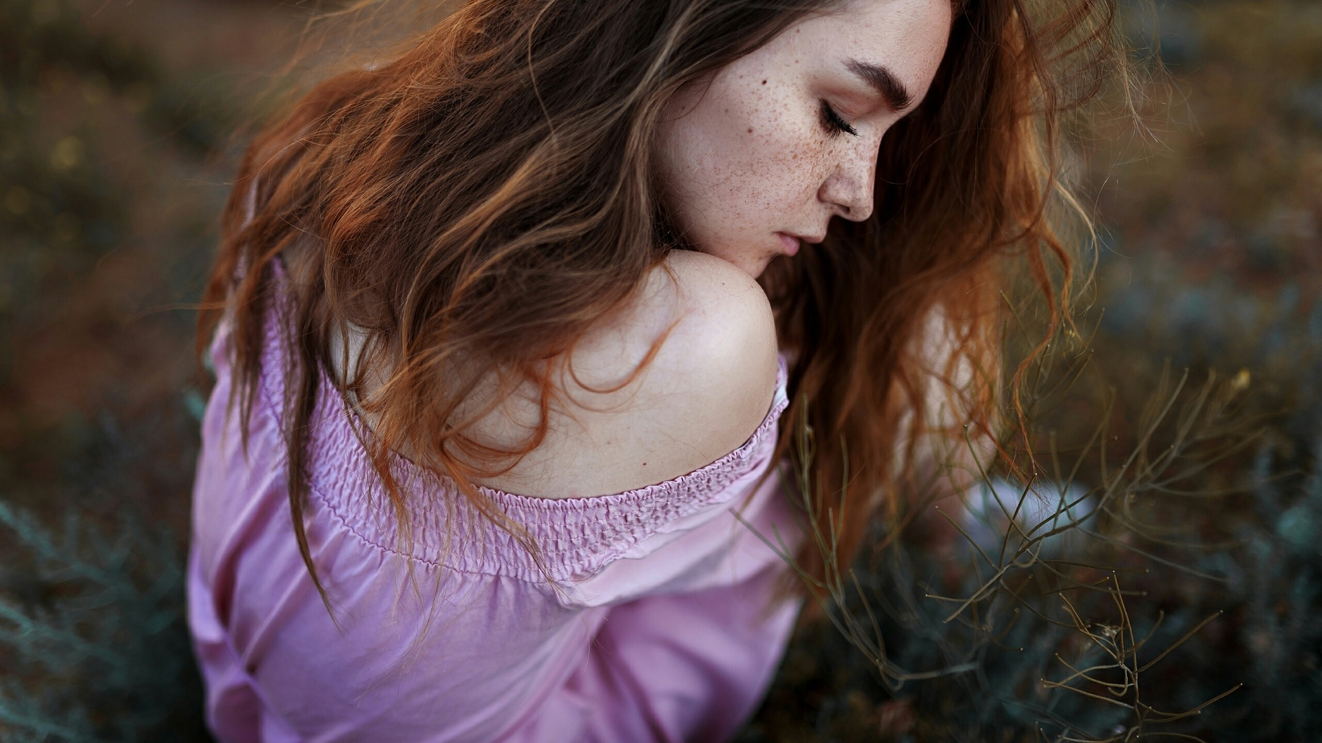 девушка, на природе, проф фото, ульяна найденкова