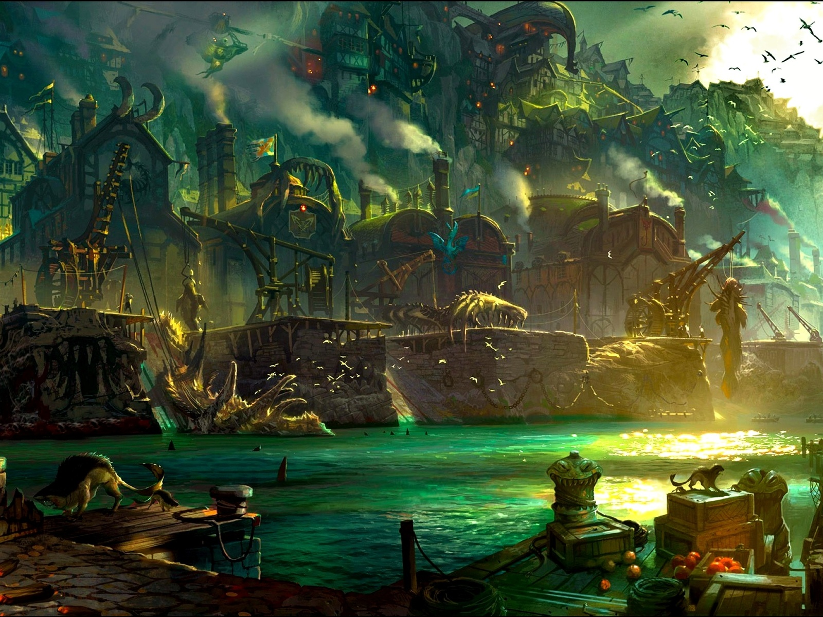 джунгли, мифология