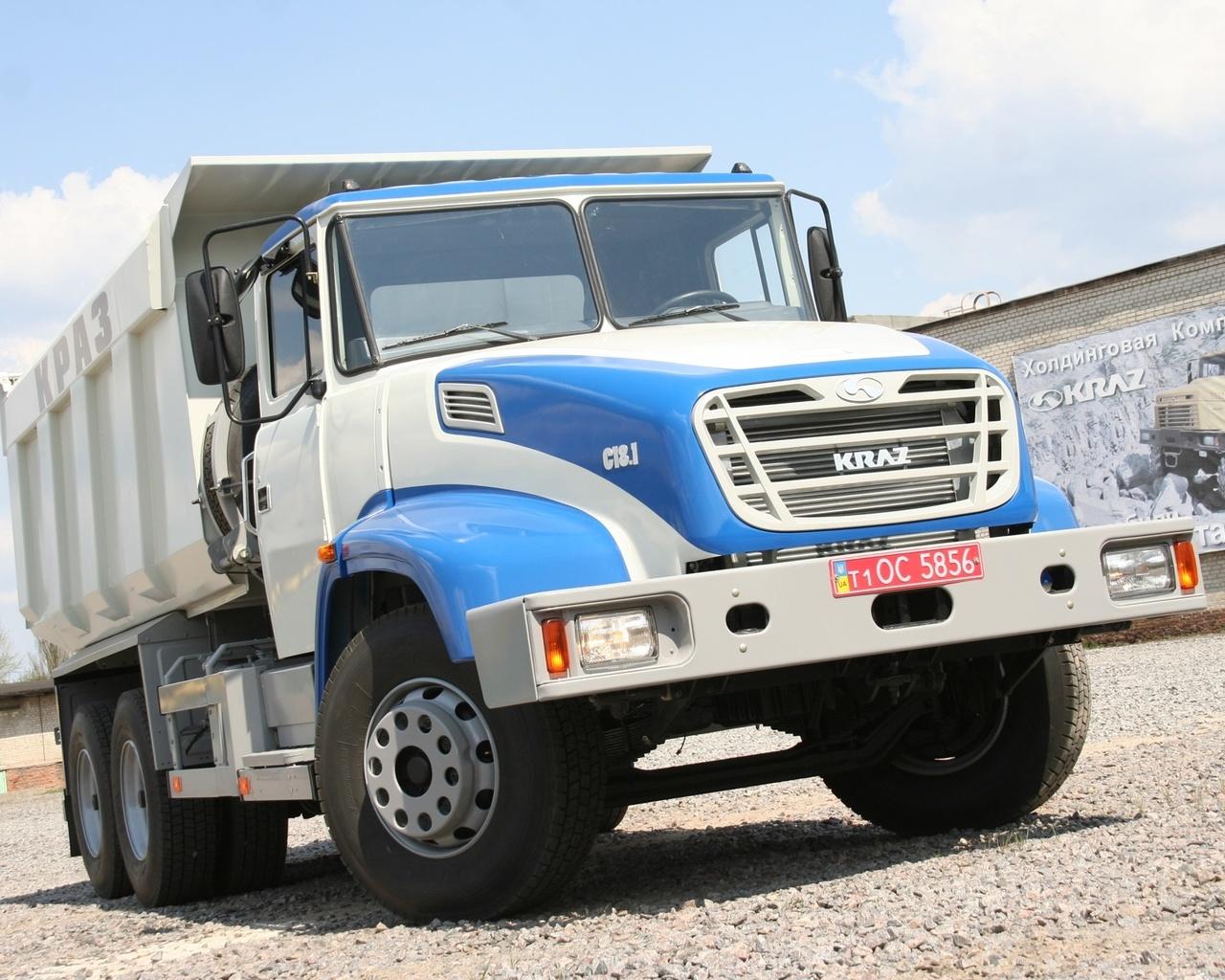 вантажівка, краз, україна