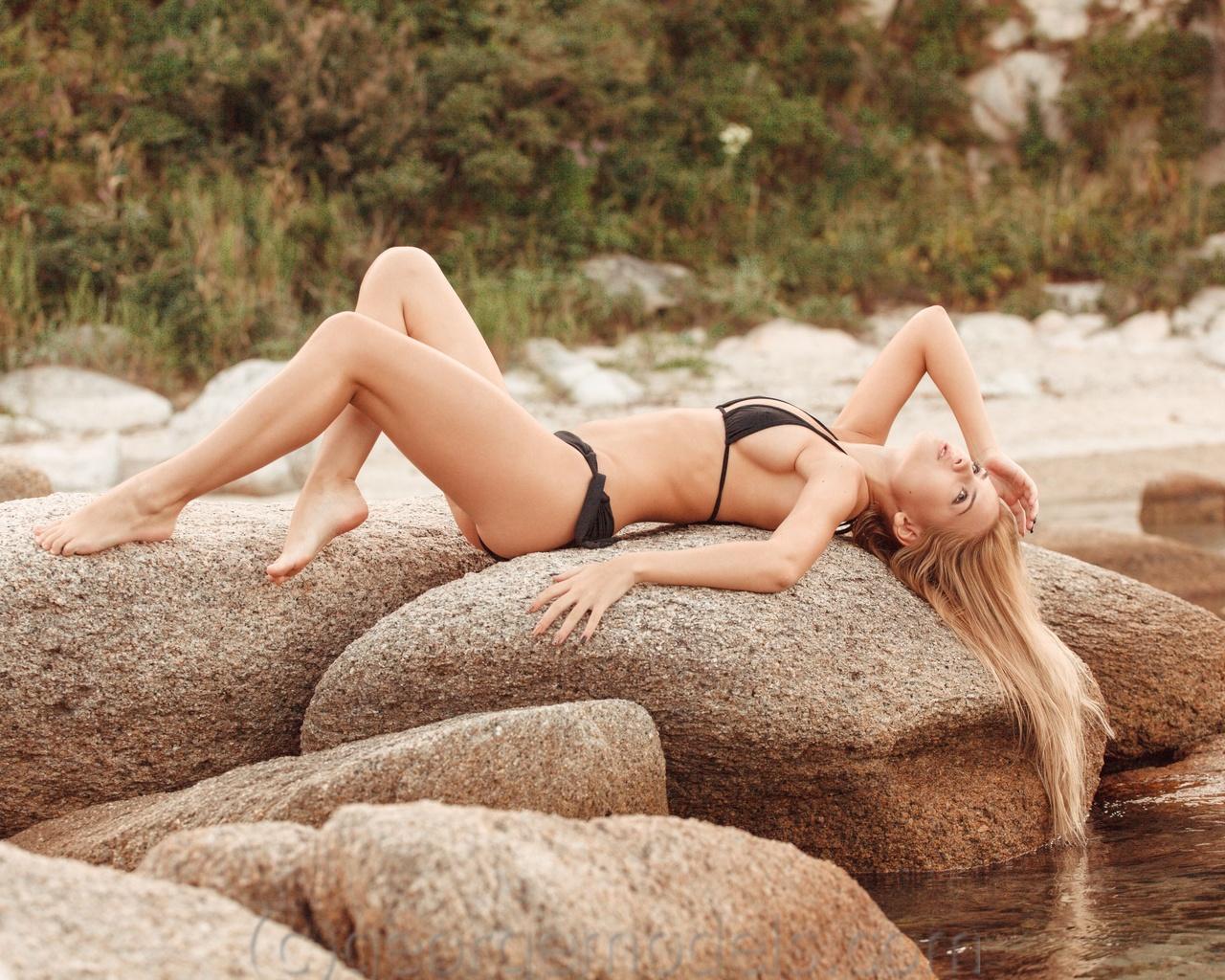 tatyana georgieva, девушка, модель, блондинка