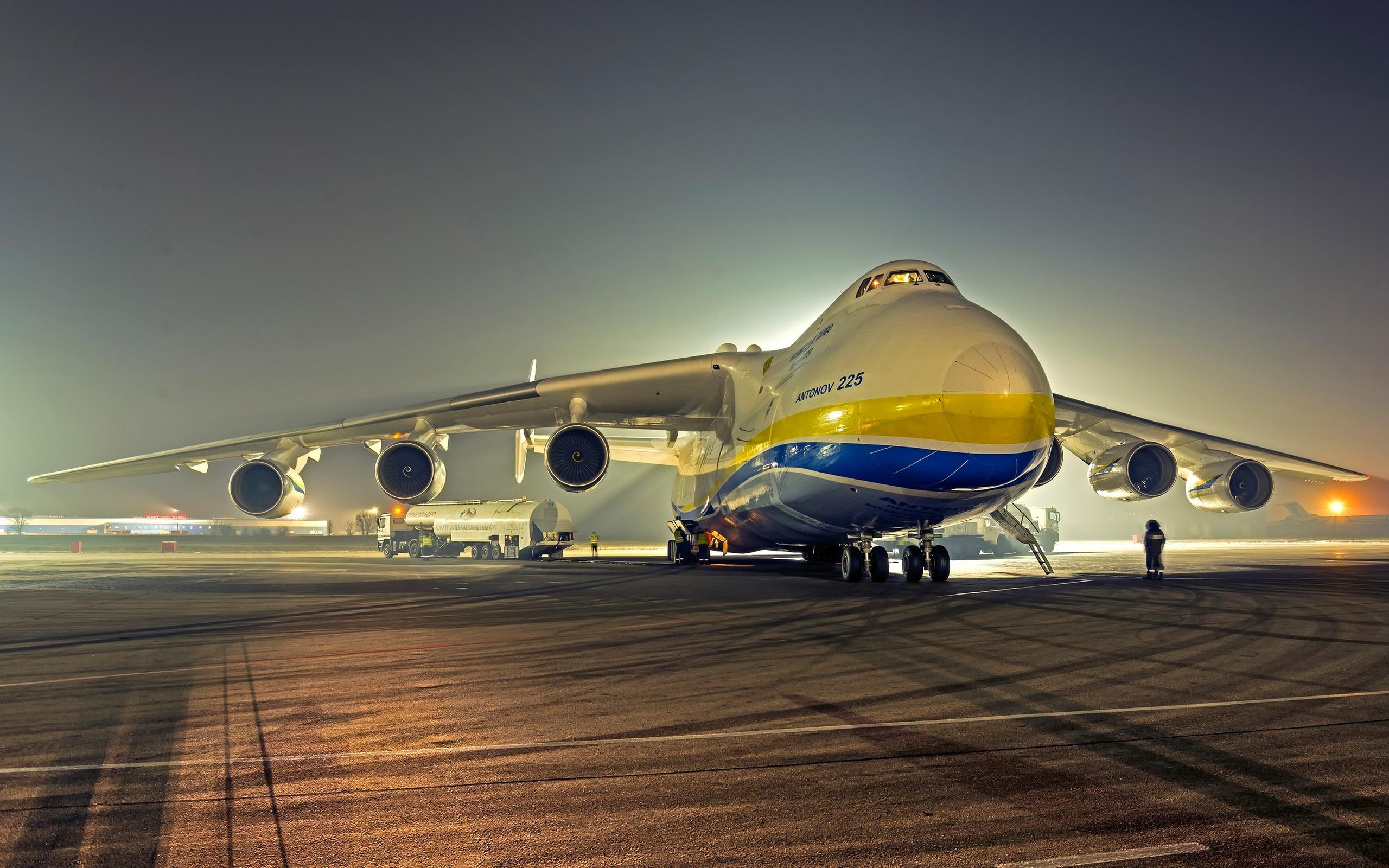 самолёт, an-225, mriya, авиация