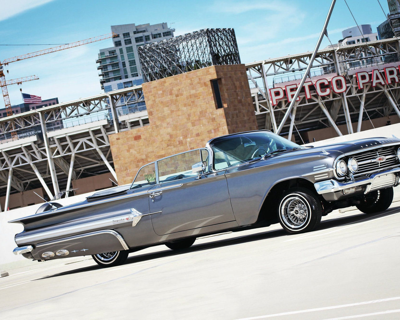 chevrolet, impala, lowrider