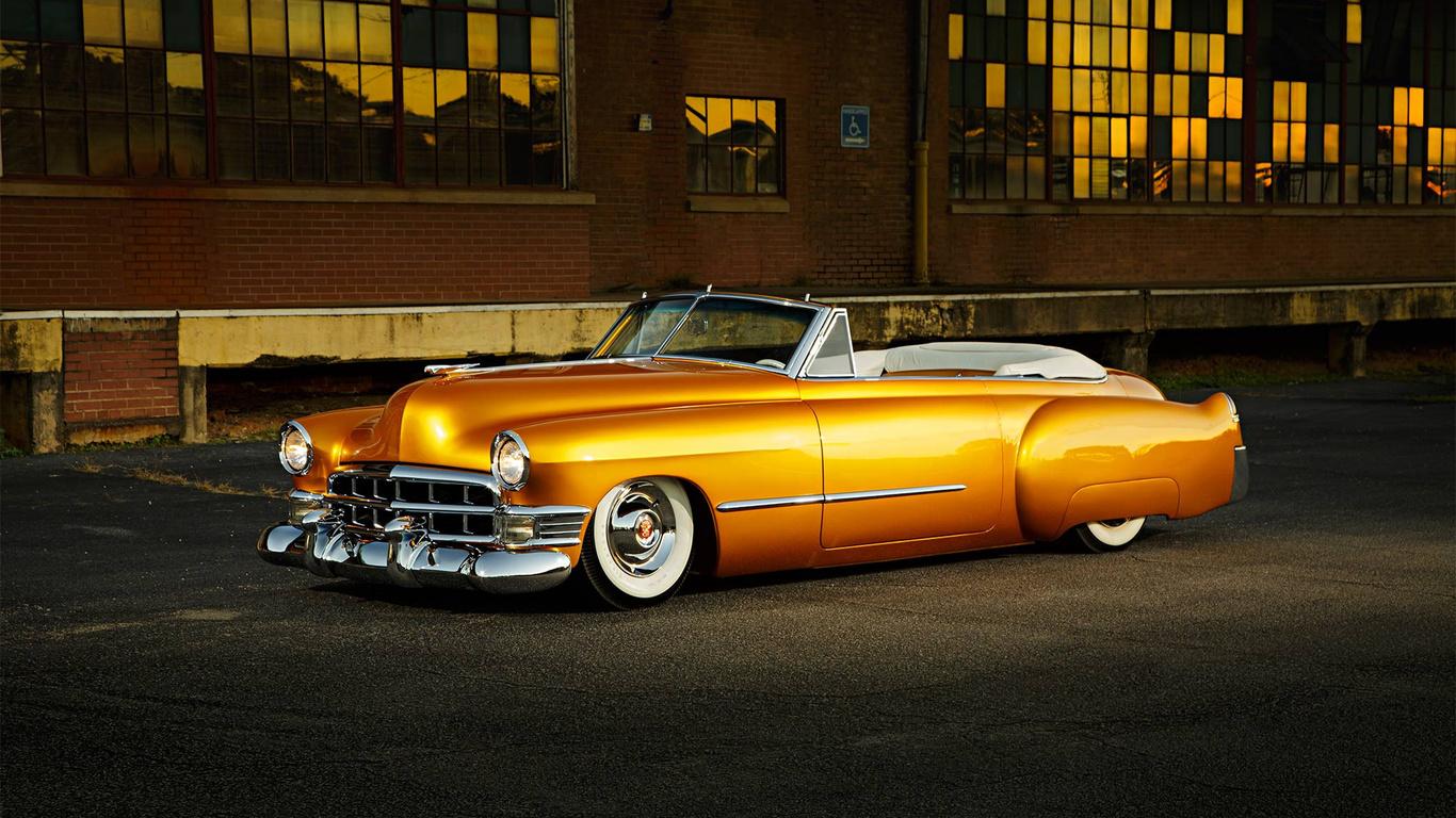 american, classic, car