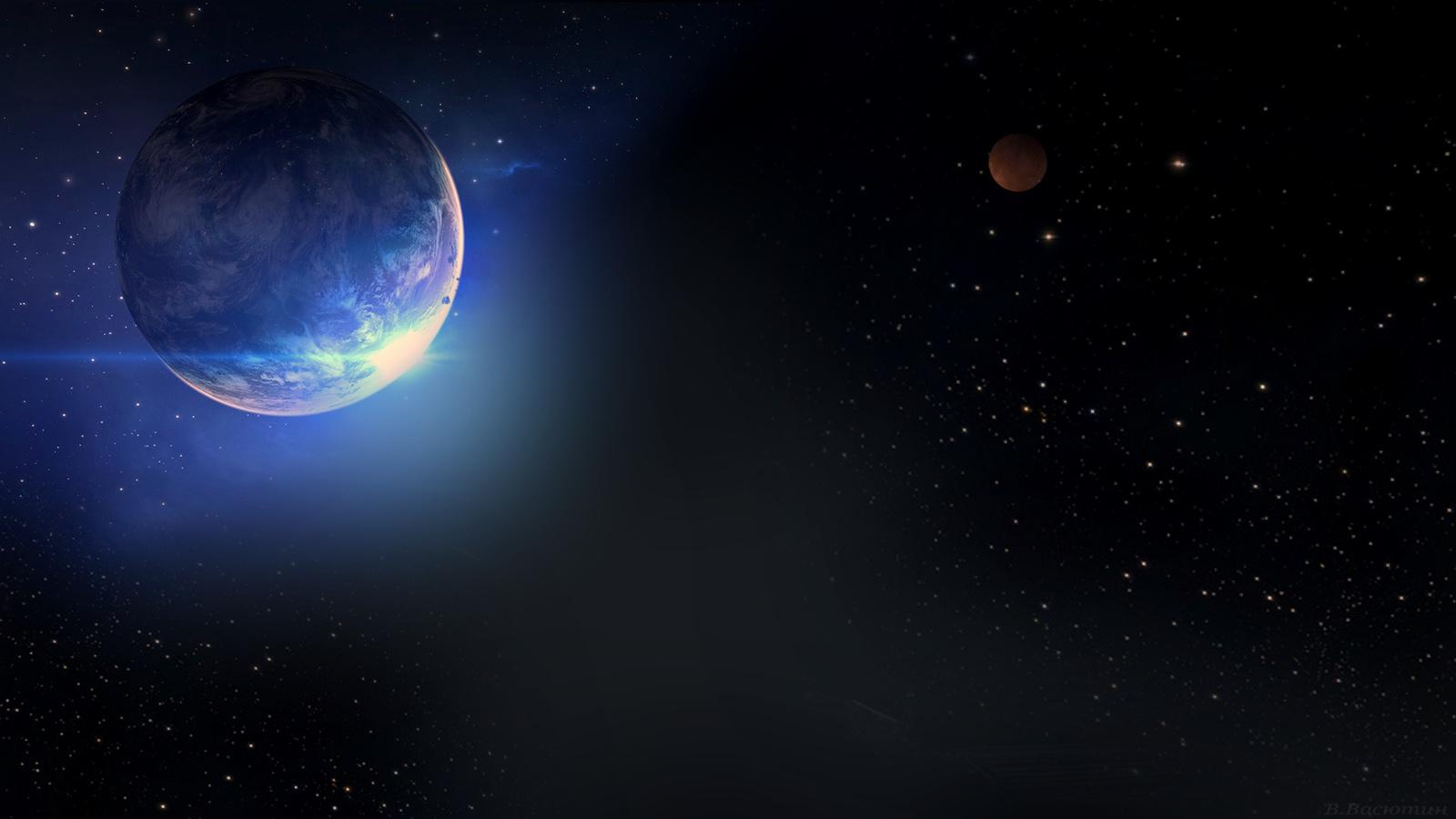 планеты, звезды, бездна
