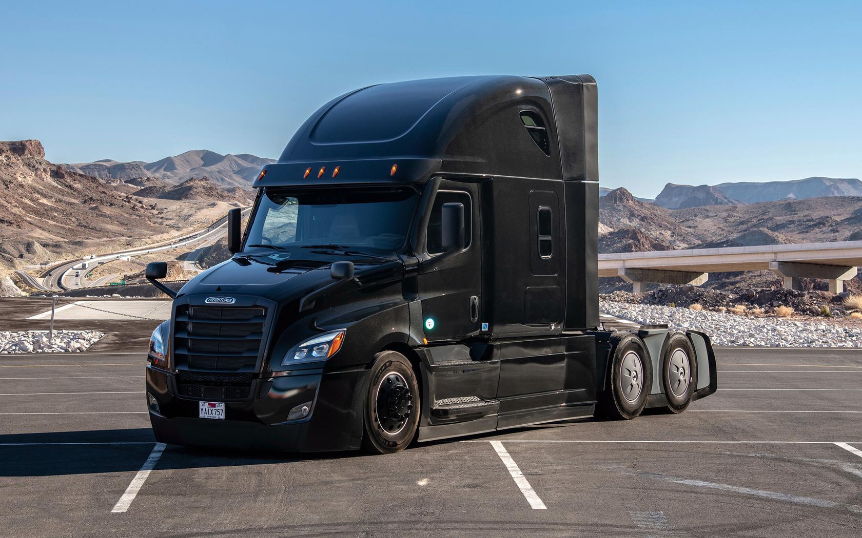 freightliner, cascadia, tractors, 2020 trucks, lkw, cargo transport, 2020 freightliner, cascadia, american trucks, freightliner