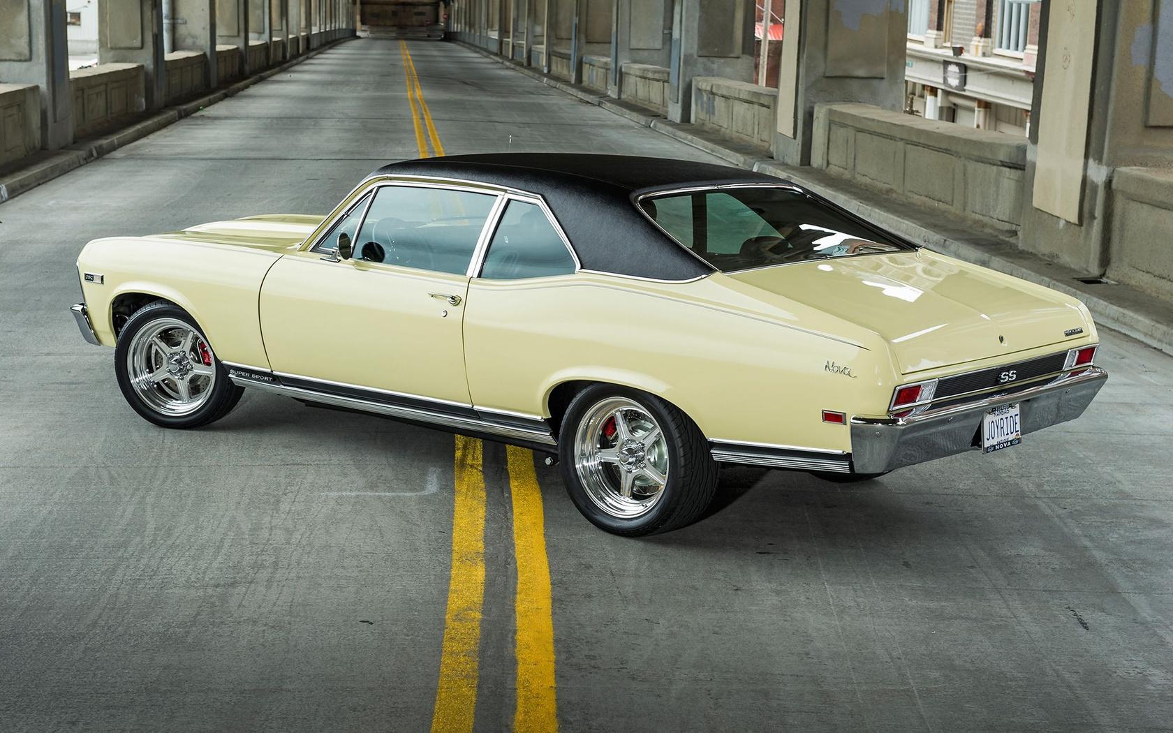 american, classic, car, chevrolet,nova