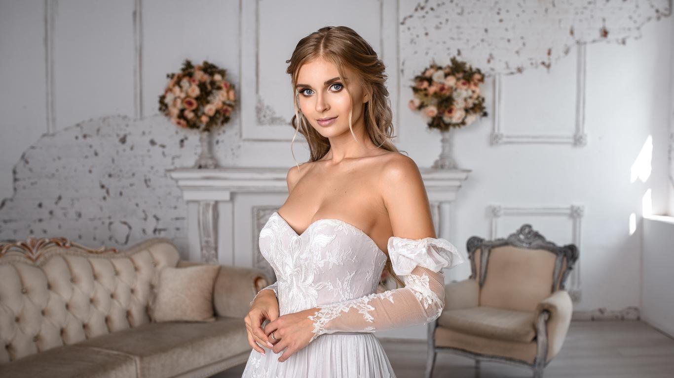 igor kondukov, платье, руки, невеста, причёска, взгляд, девушка