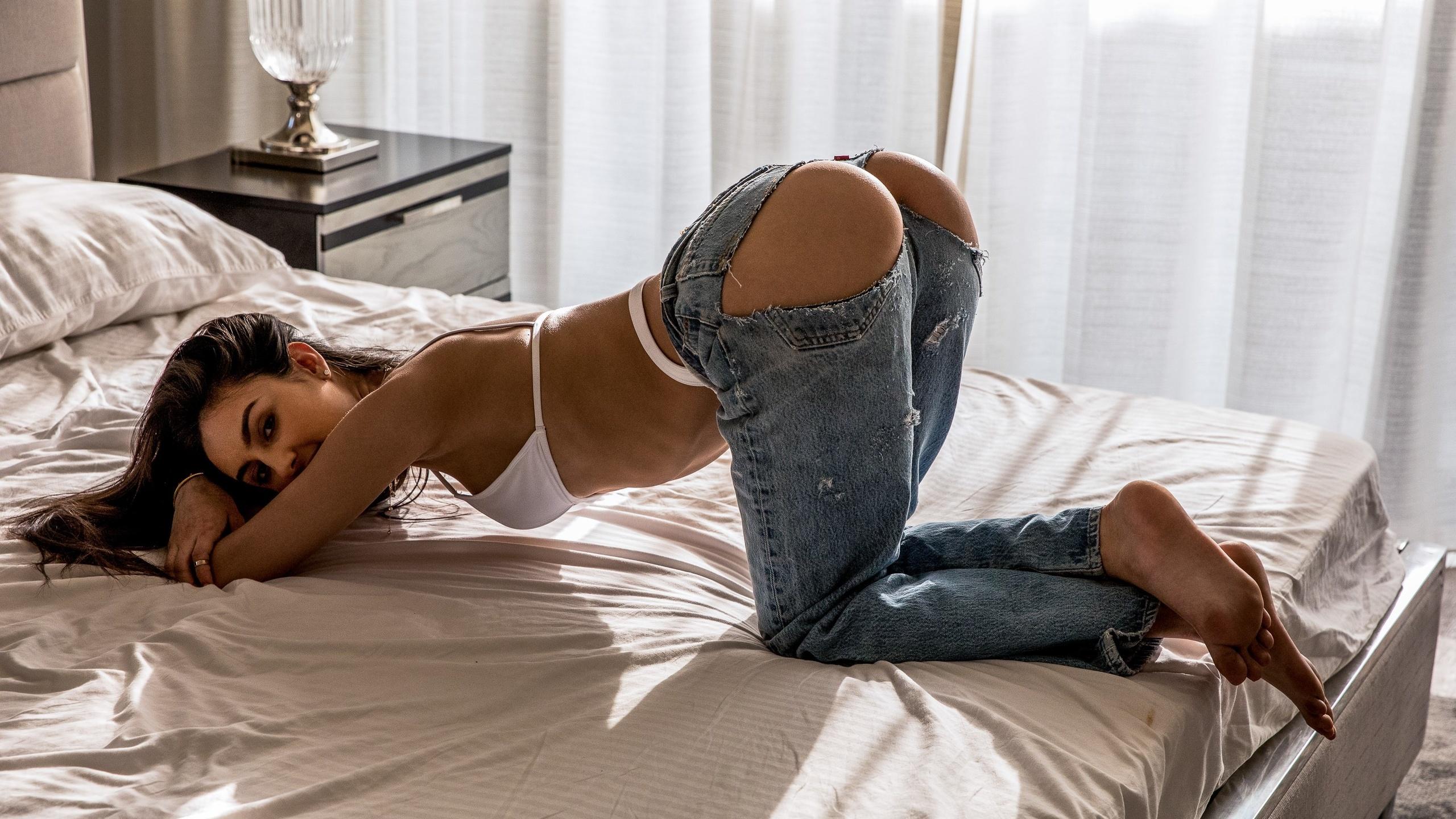 Denim model sex tape