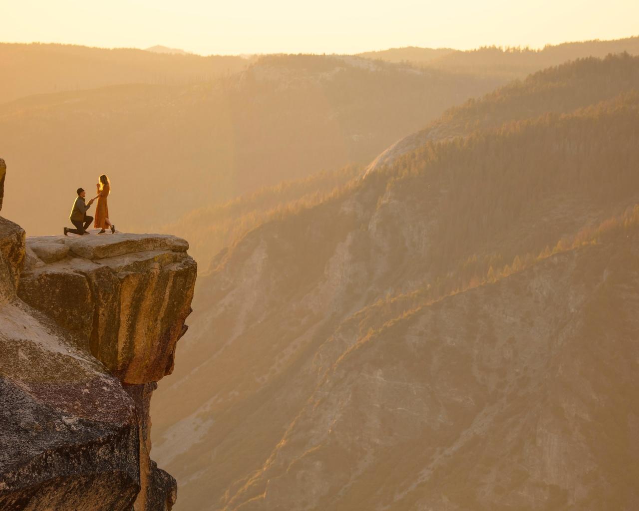 романтика, скалы