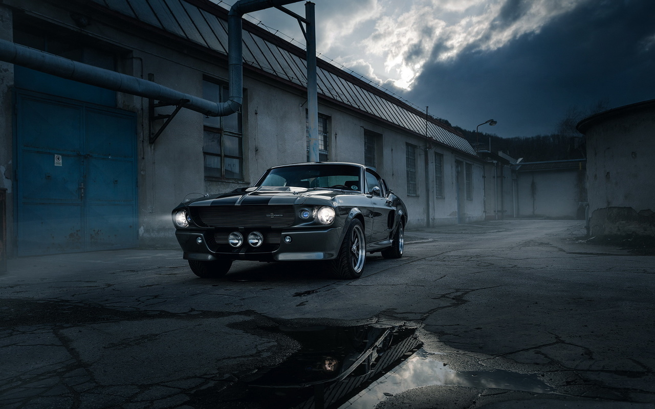 ford, shelby, gt 500, eleanor