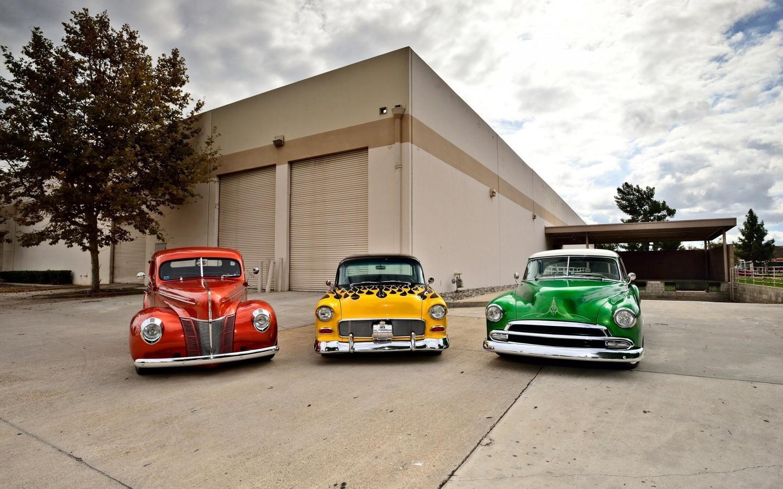 american, classic, cars