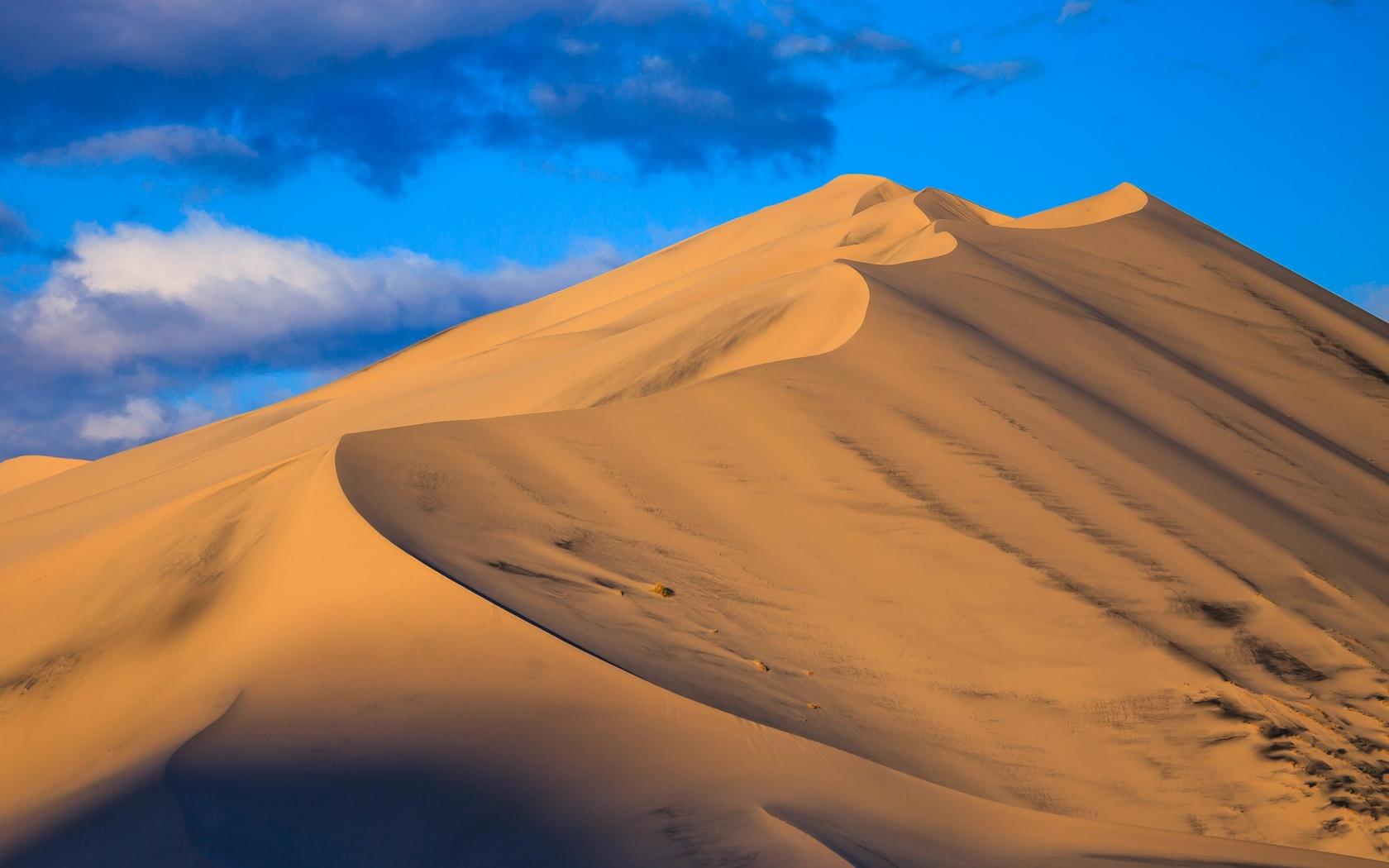 песок, дюны, пустыня