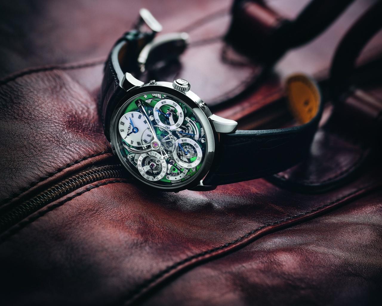 часы, время, сумка