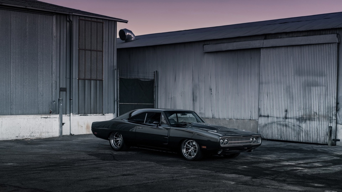 dodge, charger, 1970, tuning