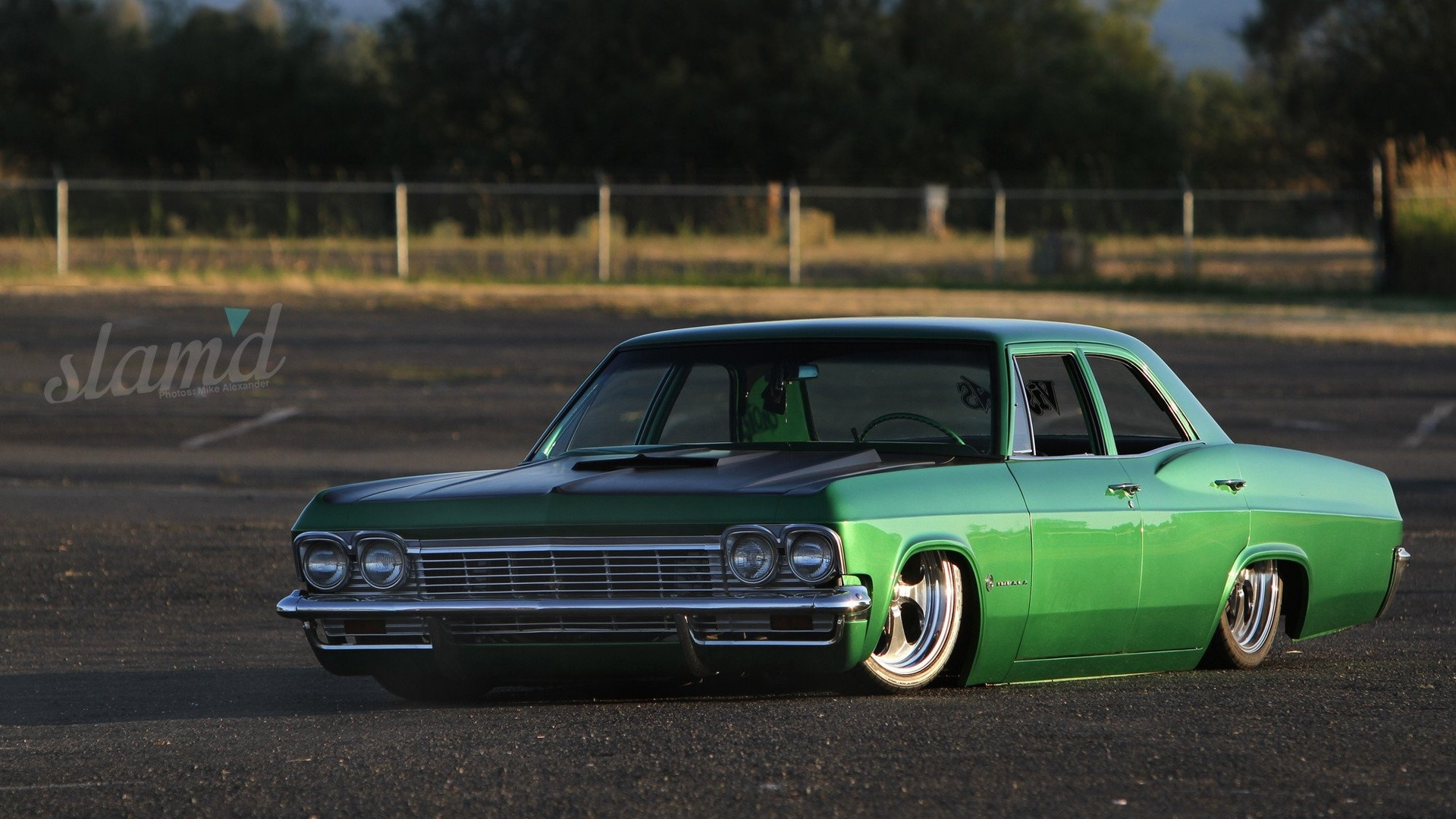 chevrolet, impala, 1965, custom