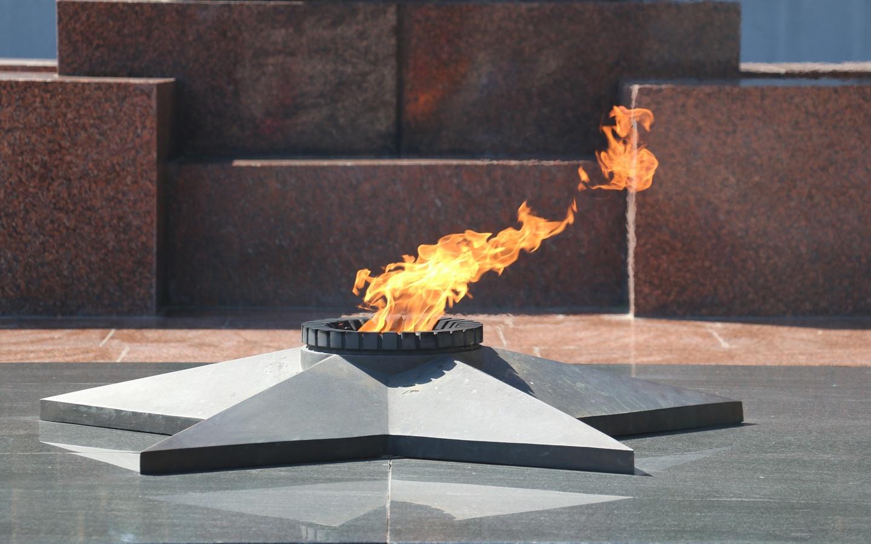 9 мая, праздник, вечный огонь