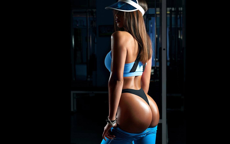 gym, fitness, perfect, beautiful, girl, cute, cap, pretty, sporty, brunette, ass, model, panties