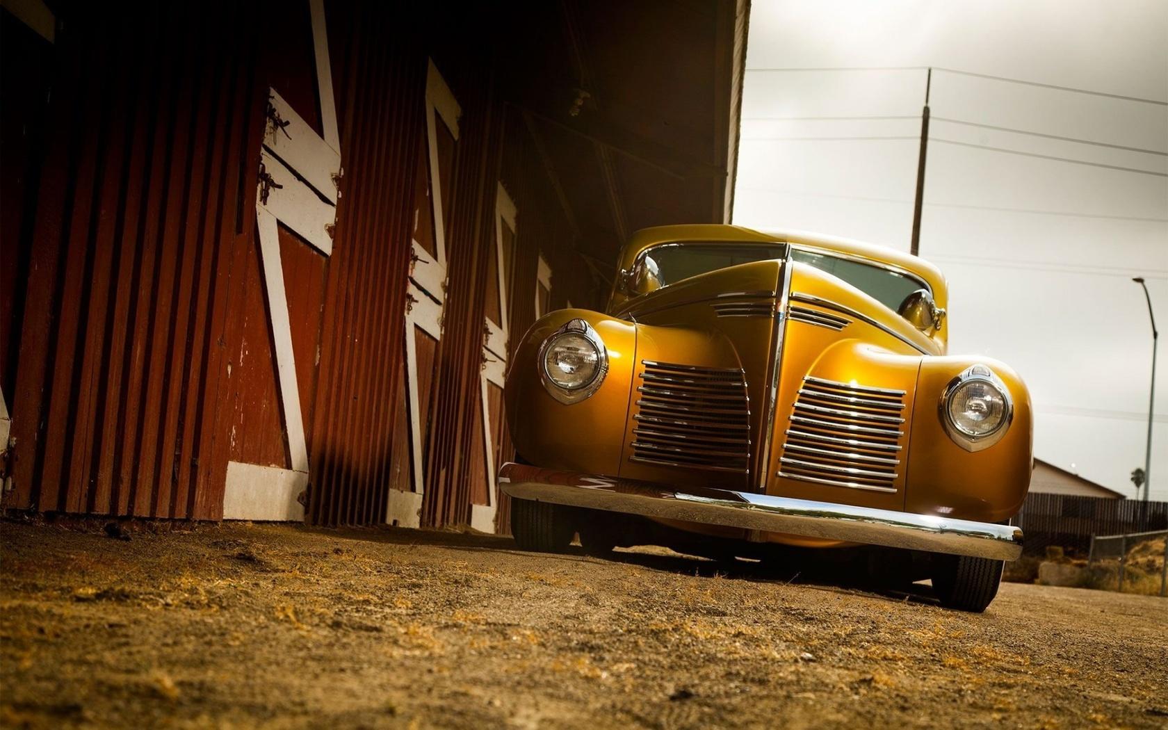 american, classic, car, custom, plymouth
