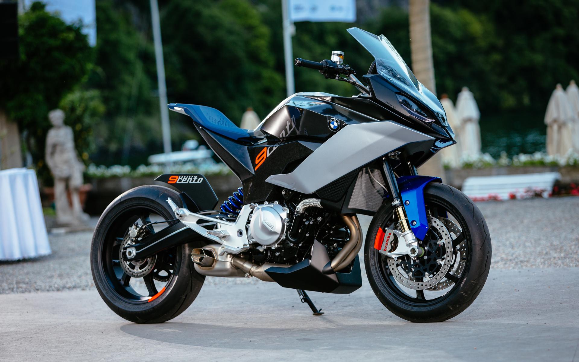 bmw, 9cento, мотоцикл, байк