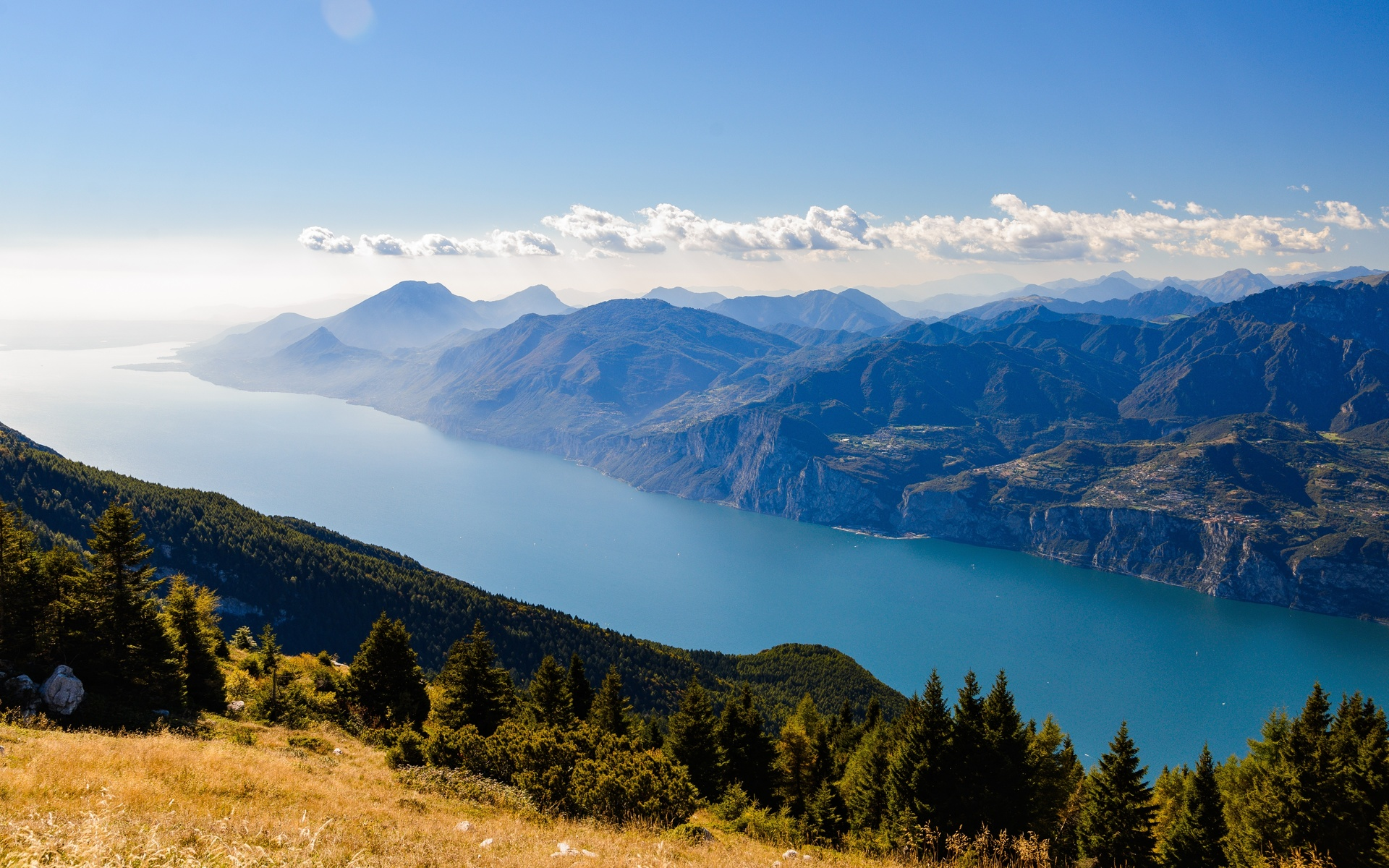 италия, озеро, italy, супер фото, природа, горы