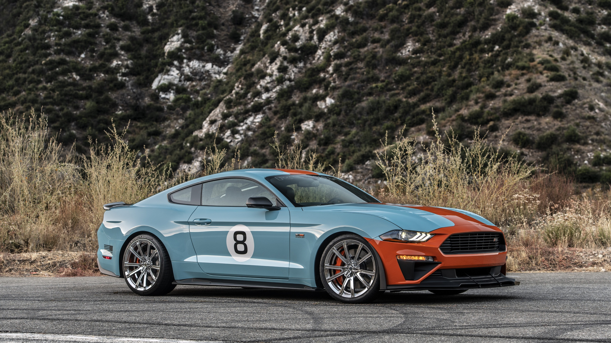 ford, mustang, gt, roush, performance, stage 3