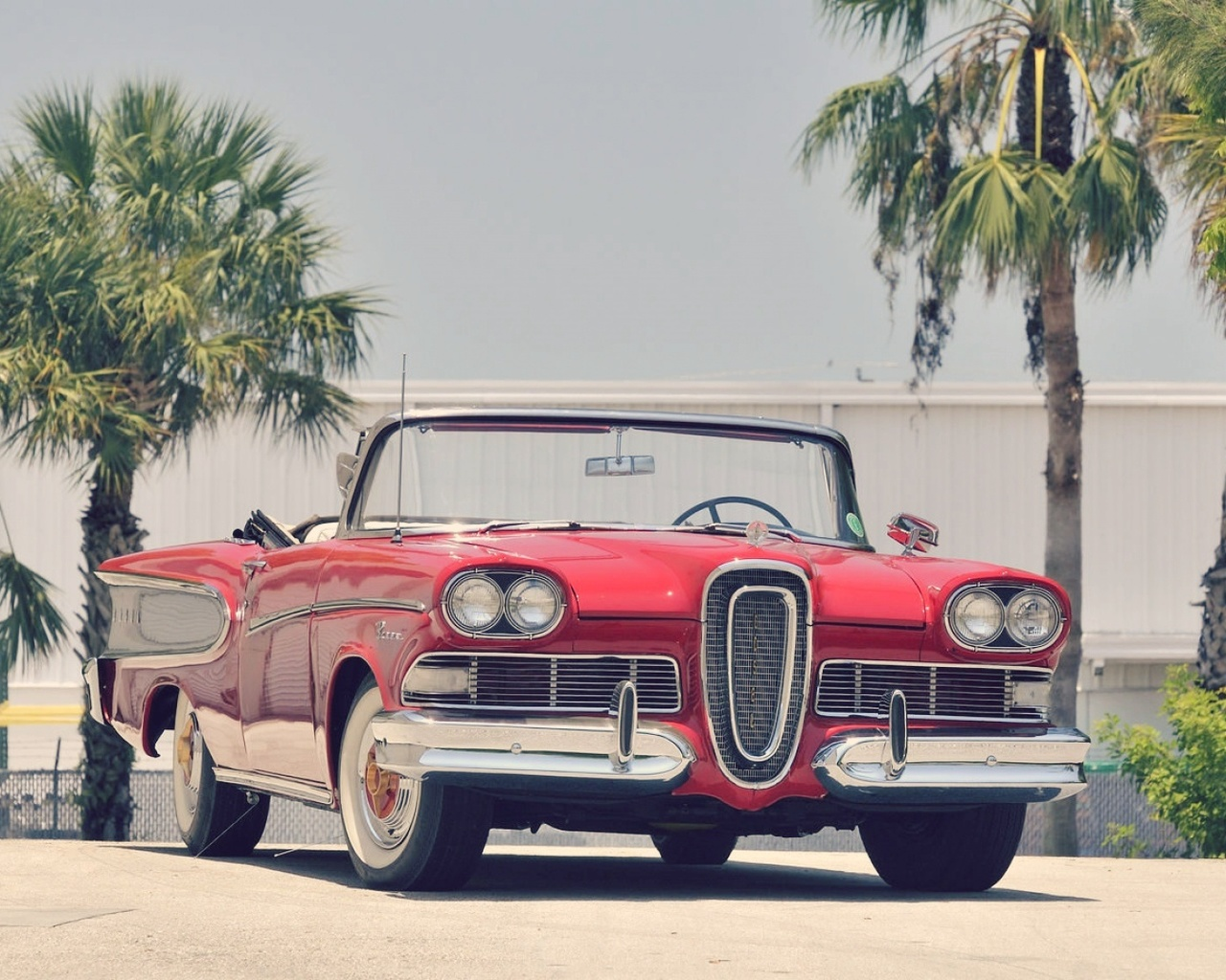 edsel, pacer, convertible