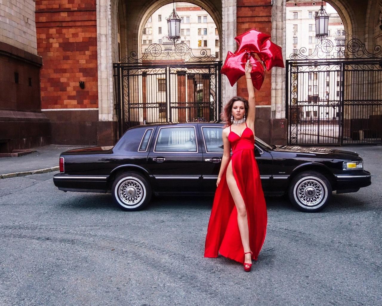 татьяна федорищева, город, авто, девушка