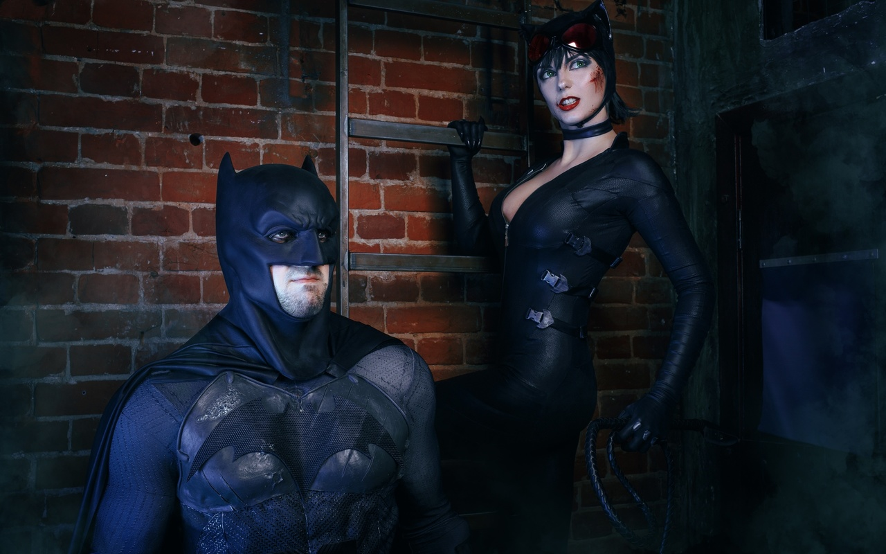 catwoman, batman, comics, cosplay, косплей, ds, ds comics