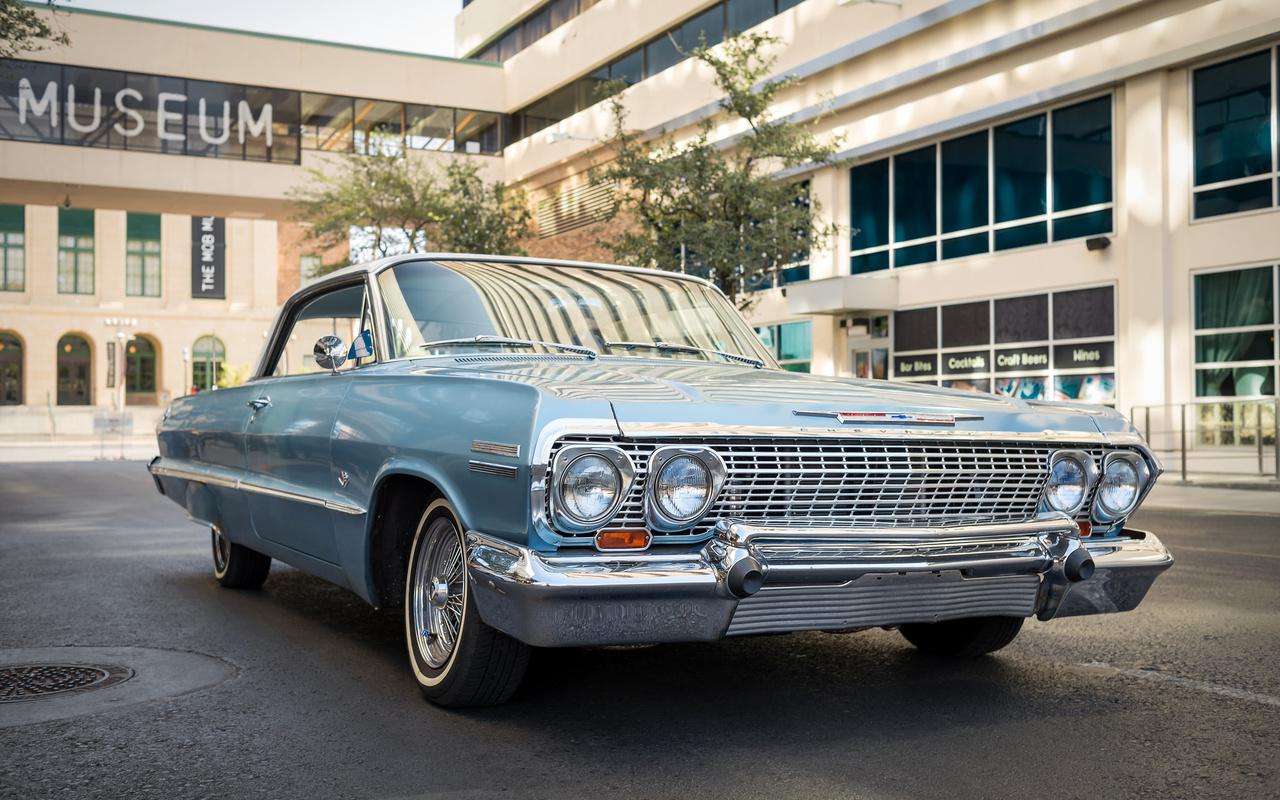 chevrolet, impala, 1963